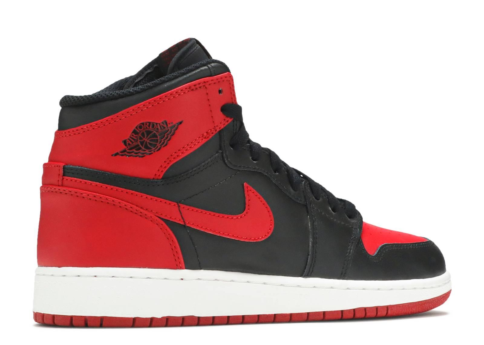 Air Jordan 1 Retro High Og Bg (gs)
