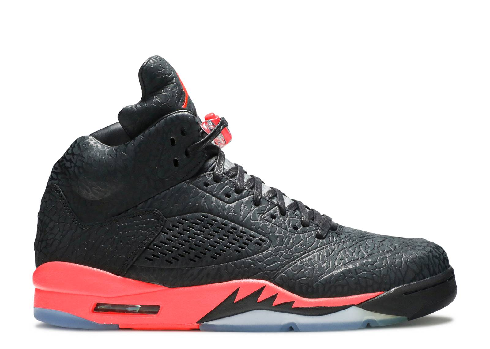 air jordan 5 all black