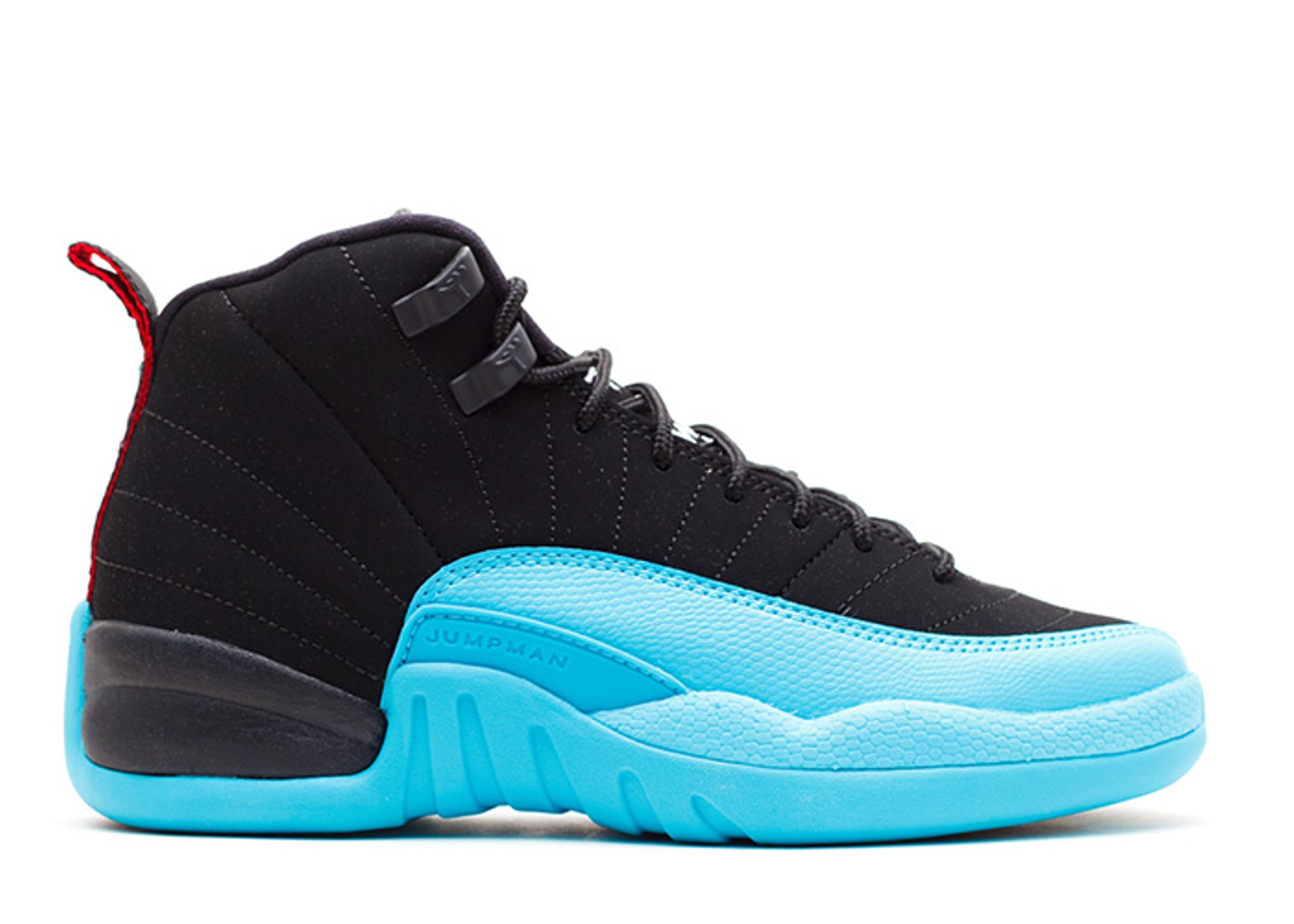 """air jordan 12 retro (gs) """"gamma blue"""""""