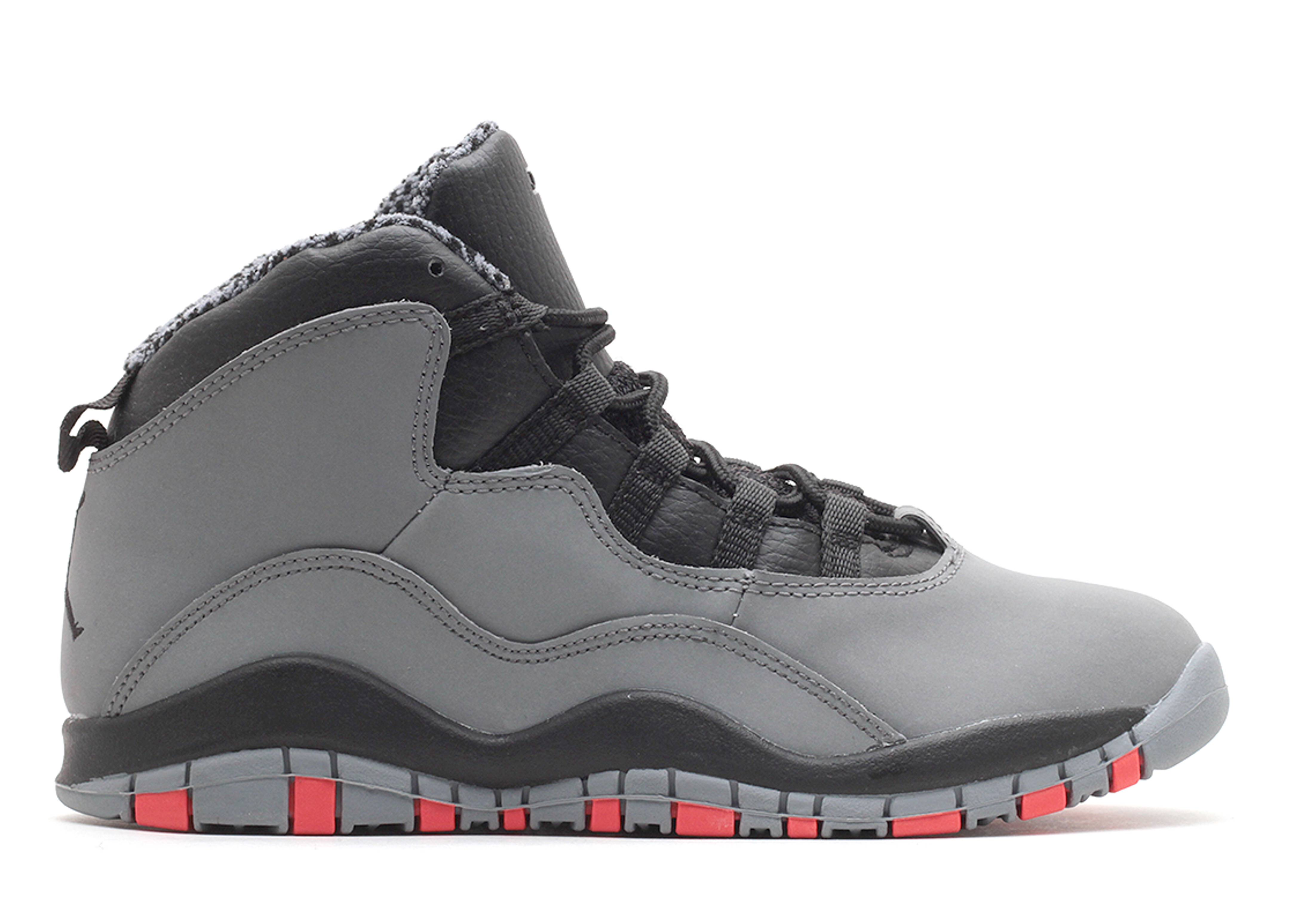 "jordan 10 retro (ps) ""cool grey"""