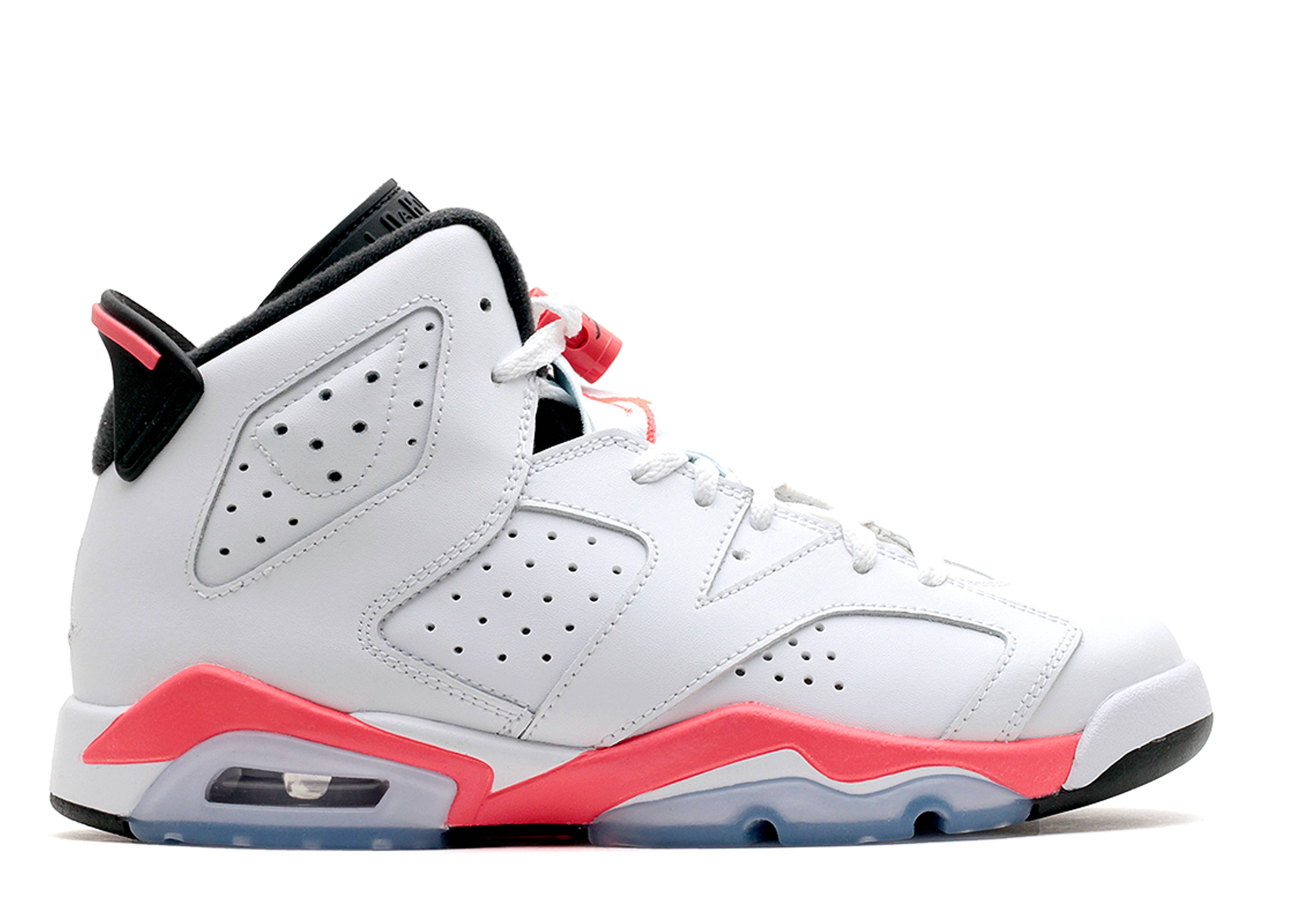 Air Jordan 6 Retro Bg (gs) \