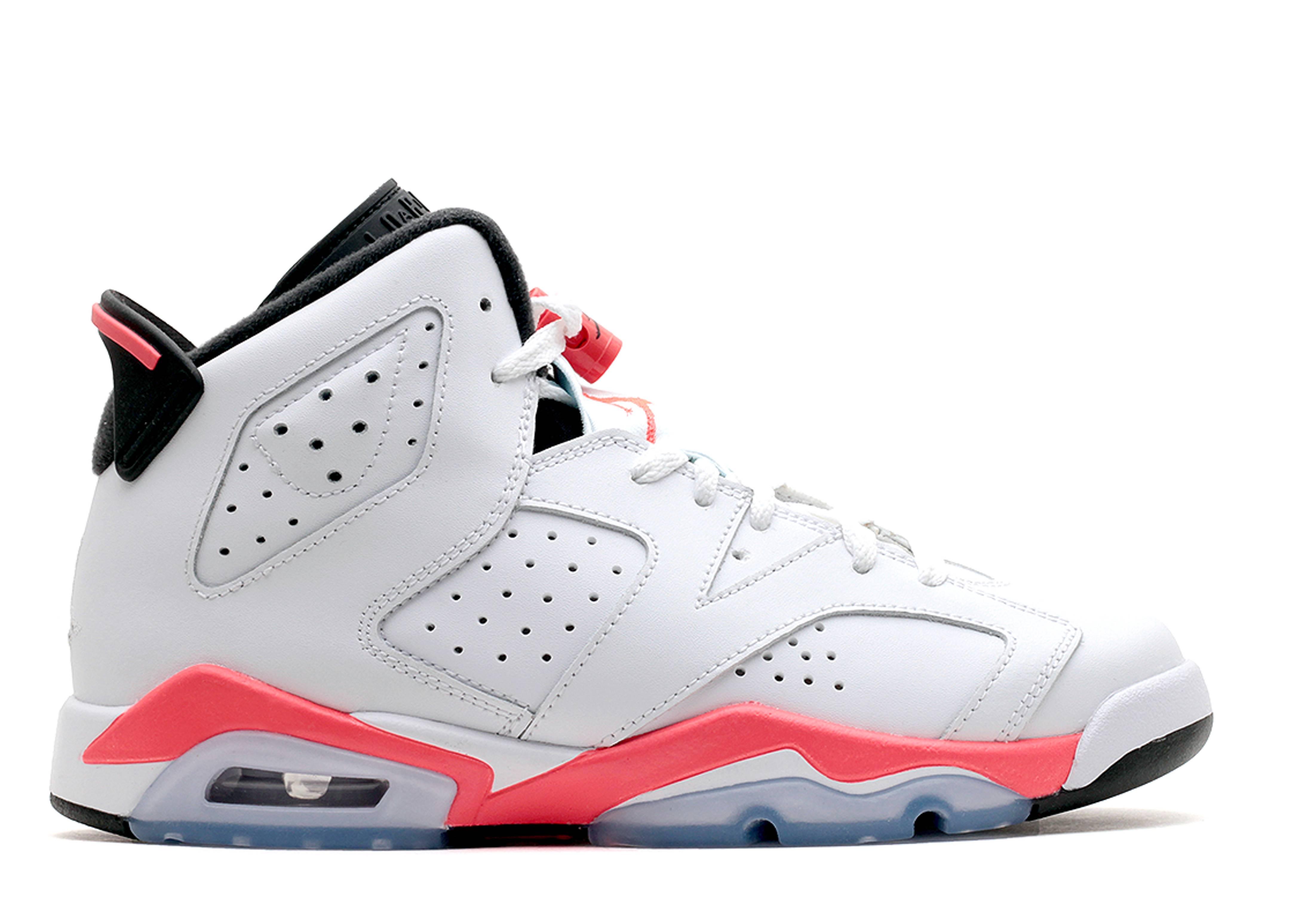 Air Jordan 6 Retro Bg (gs)