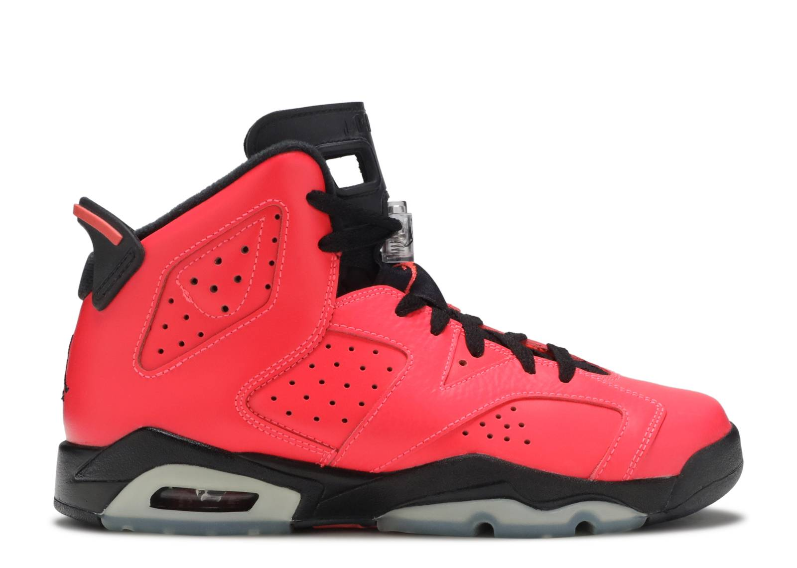 "air jordan 6 retro bg (gs) ""infrared 23"""