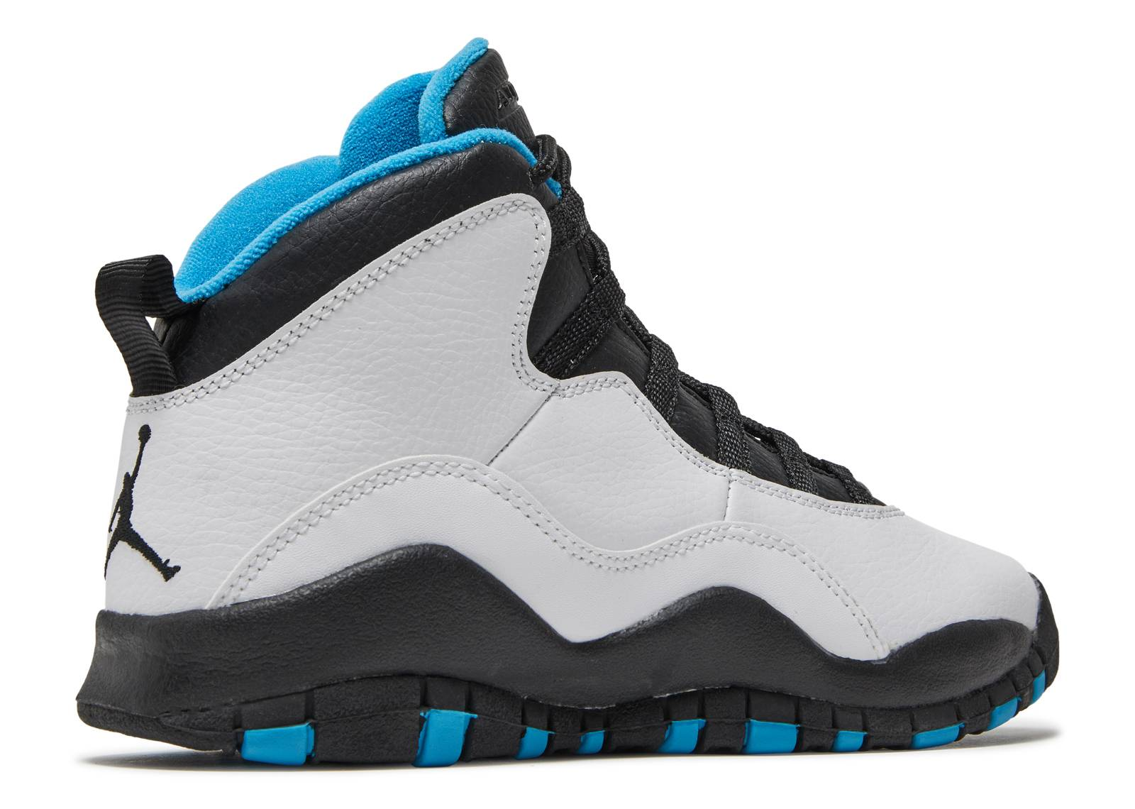 51643788123b ... shop air jordan 10 retro gs powder blue air jordan 310806 106 white dk powder  blue