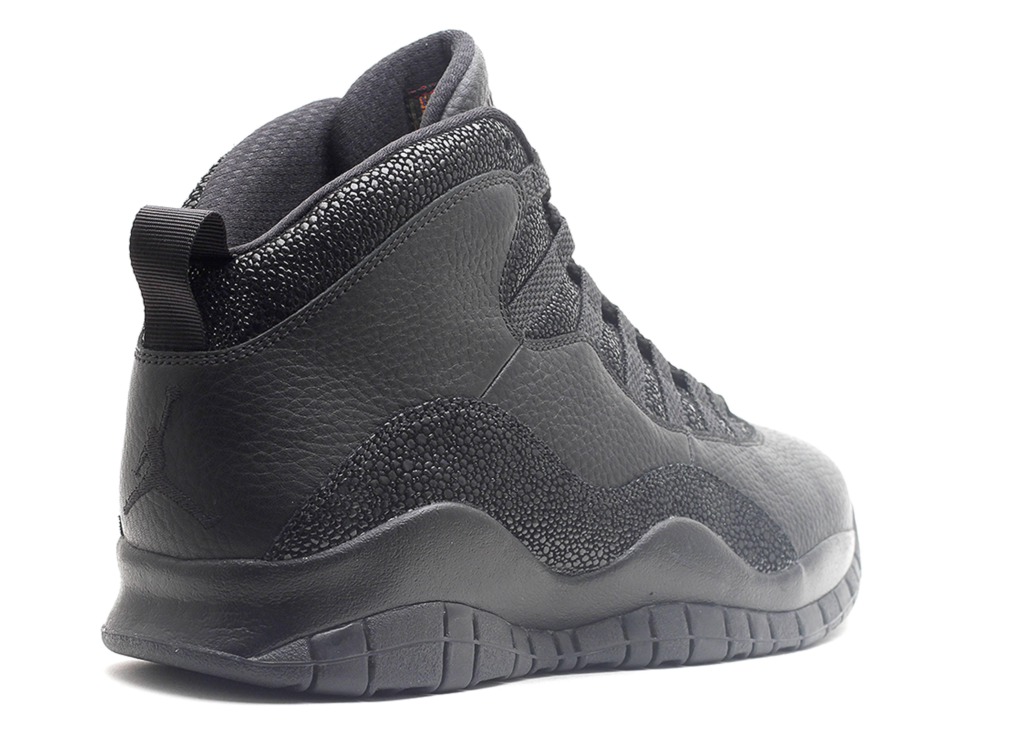 Basket Jordan 10 Retro Steel 46