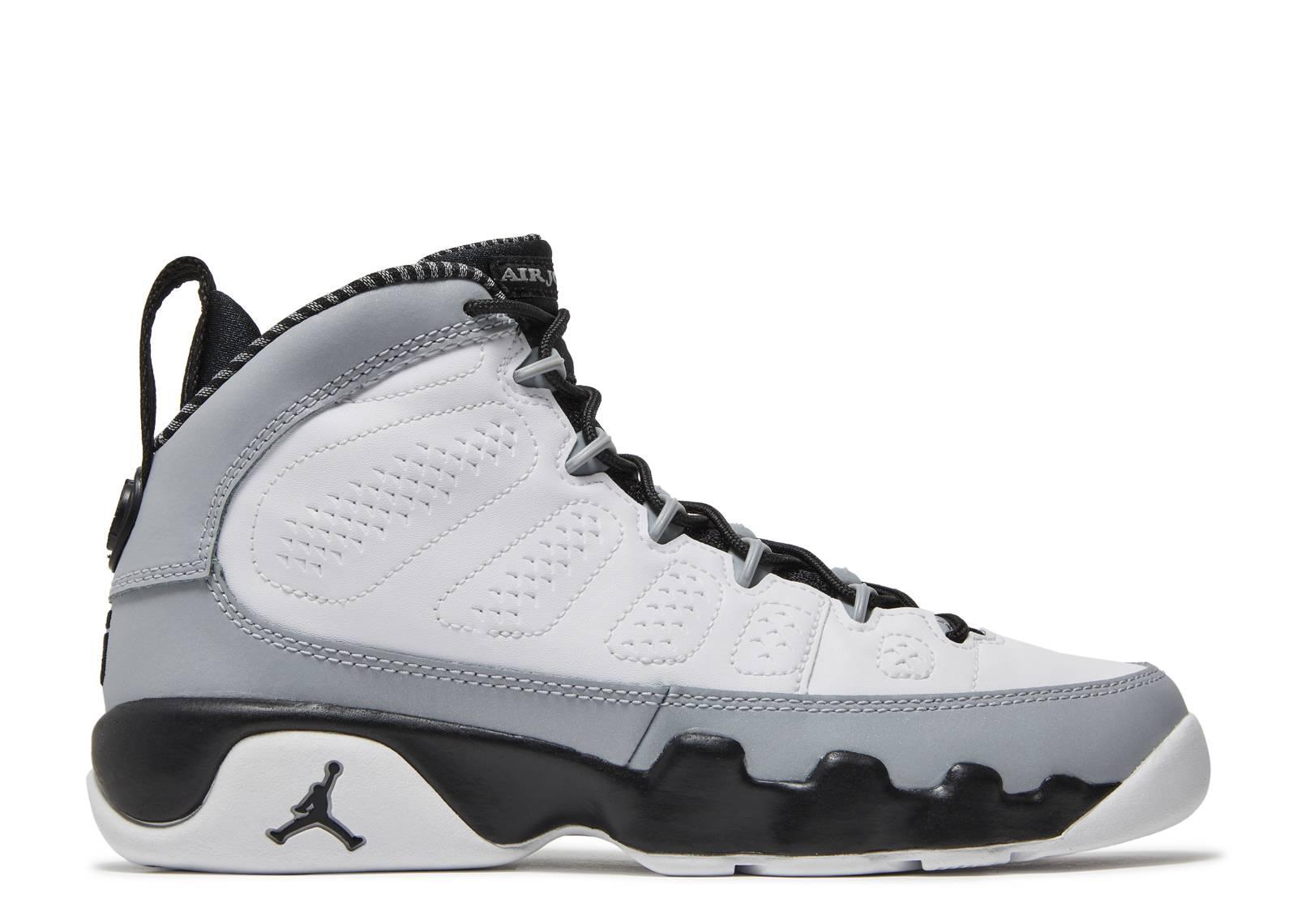 air jordan white and black