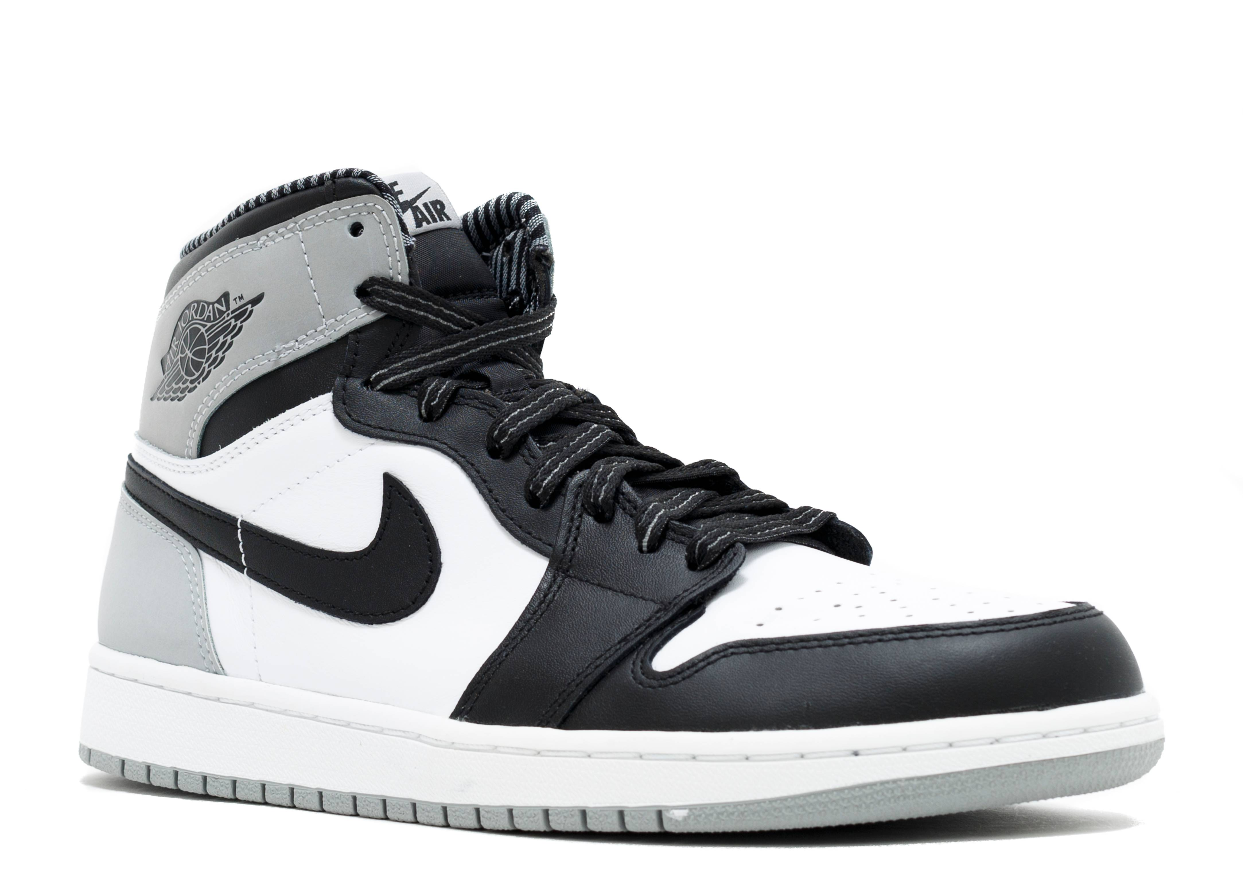 huge selection of 127b9 394e7 air jordan 1 grey black