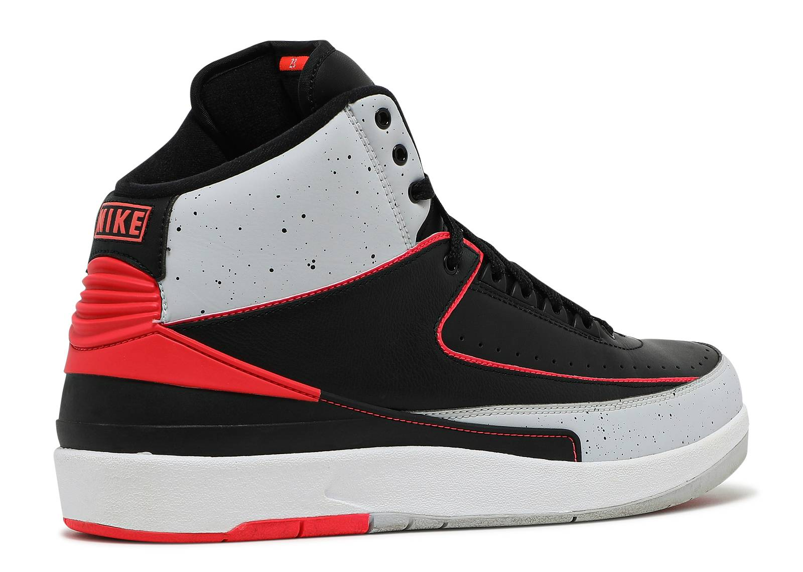 air jordan 2 black infrared
