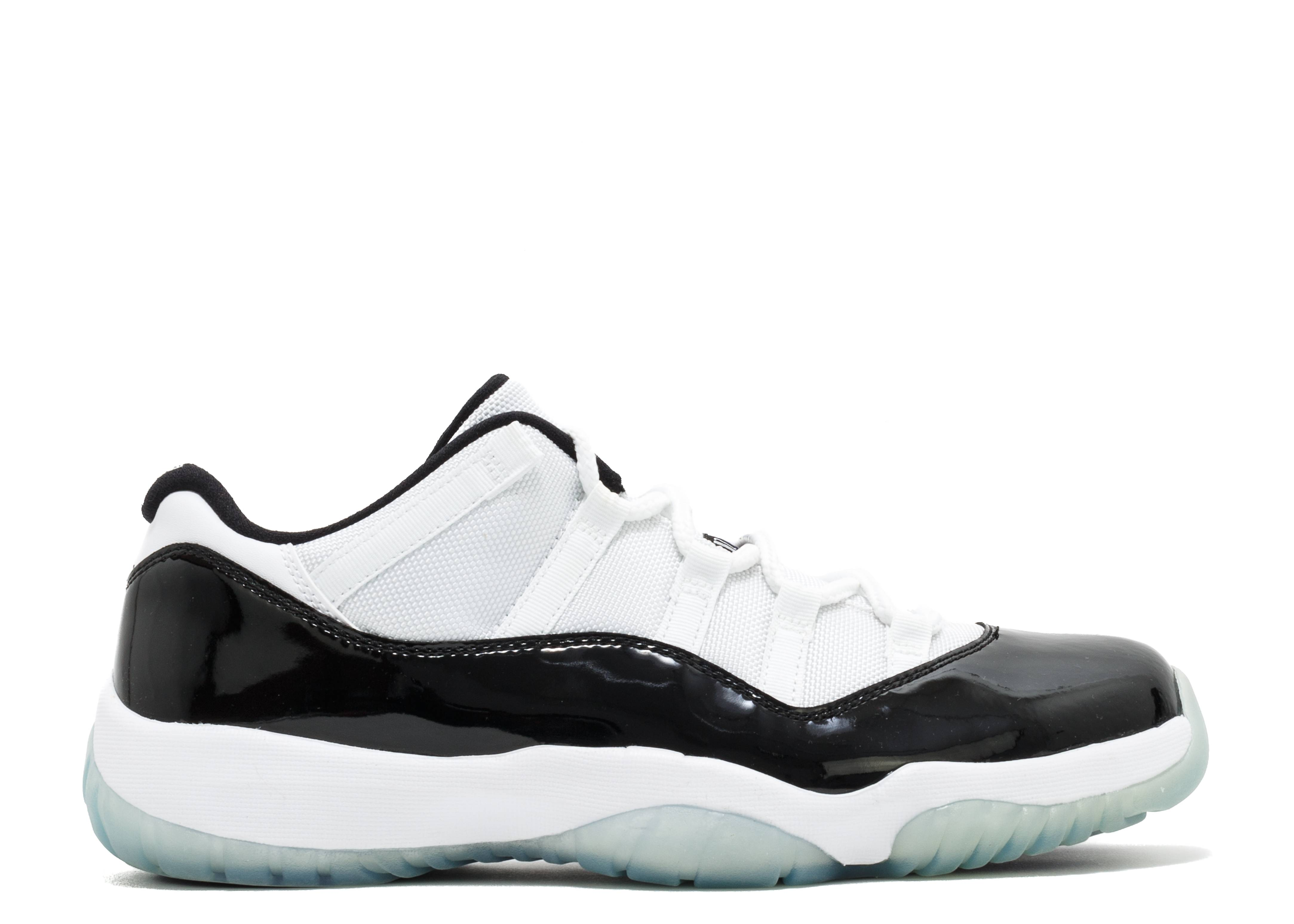air jordan 11 concord low top