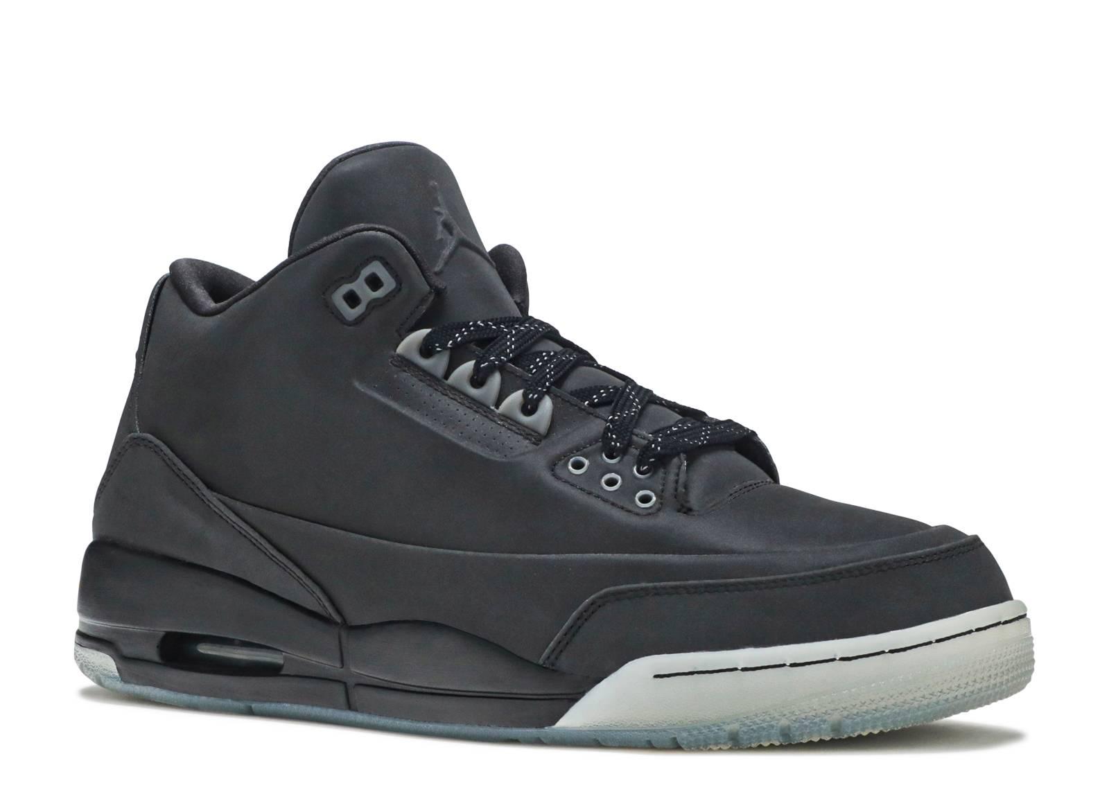 air jordan 3 5lab3 - black/black-clear - Air Jordan 3 - Air Jordans    Flight Club