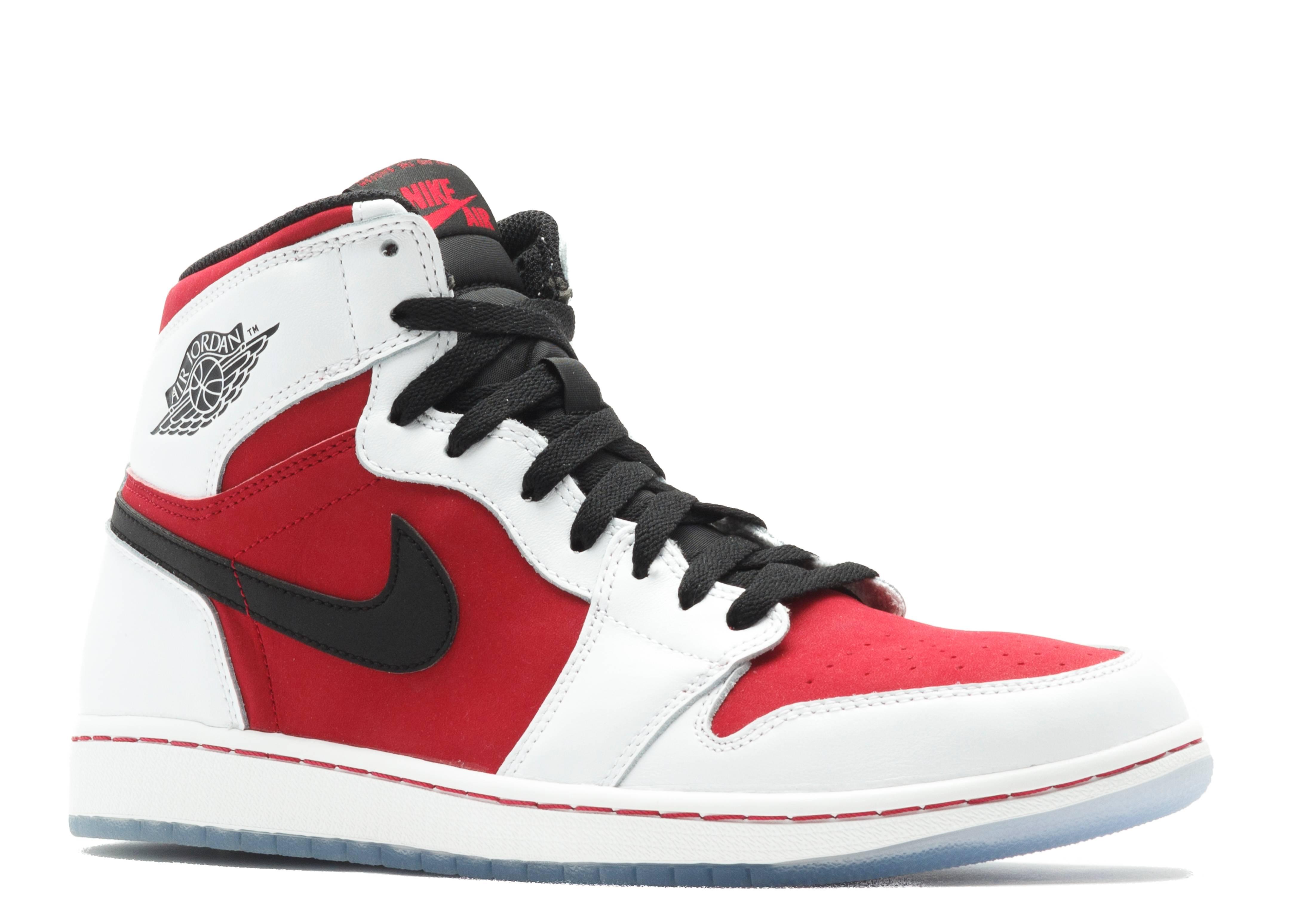 Air Jordan Un Carmins Rétro