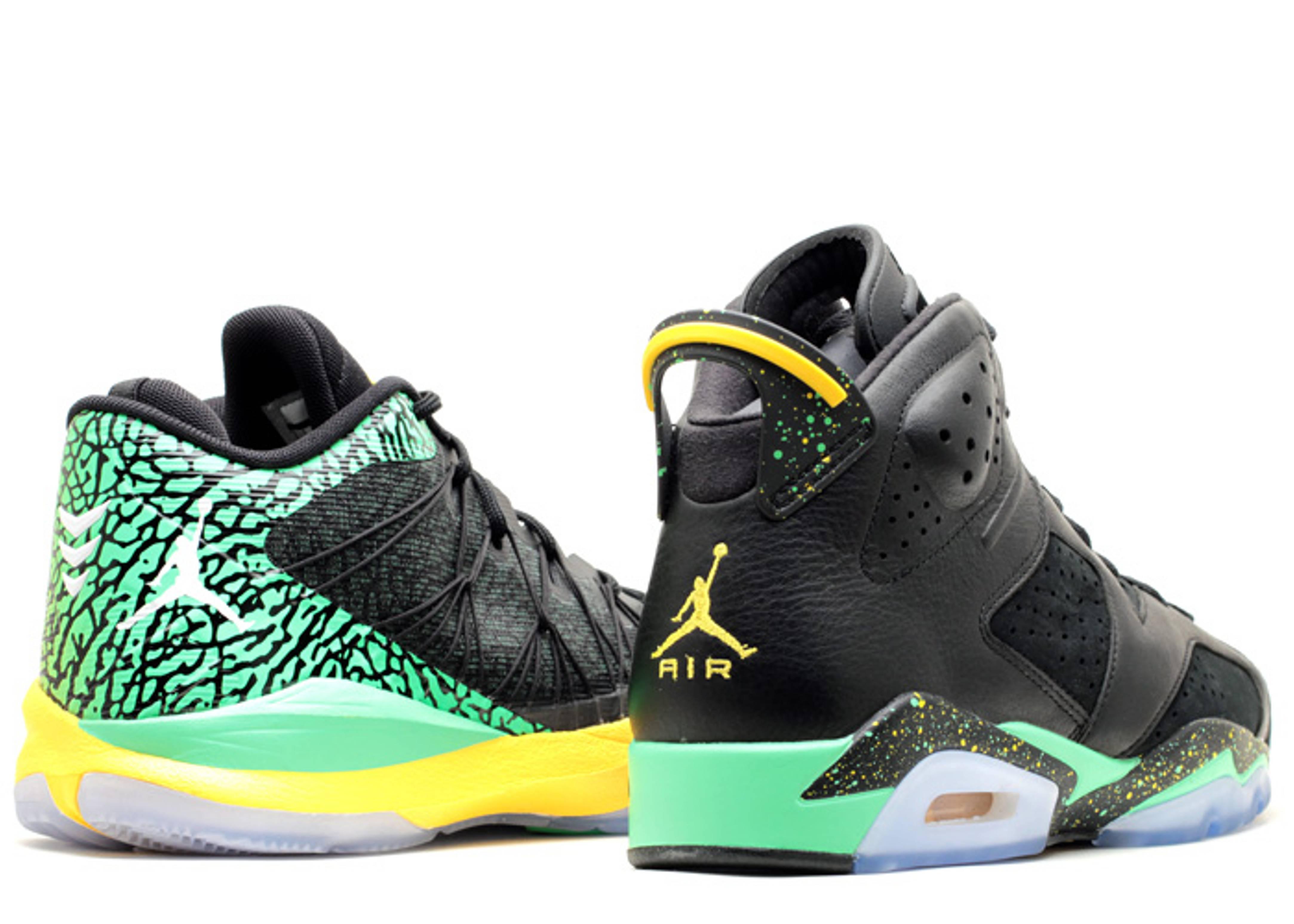 Jordan Brazil Pack 'Brazil Pack' - 688447-920 - Size 9 - 9PDc8HA
