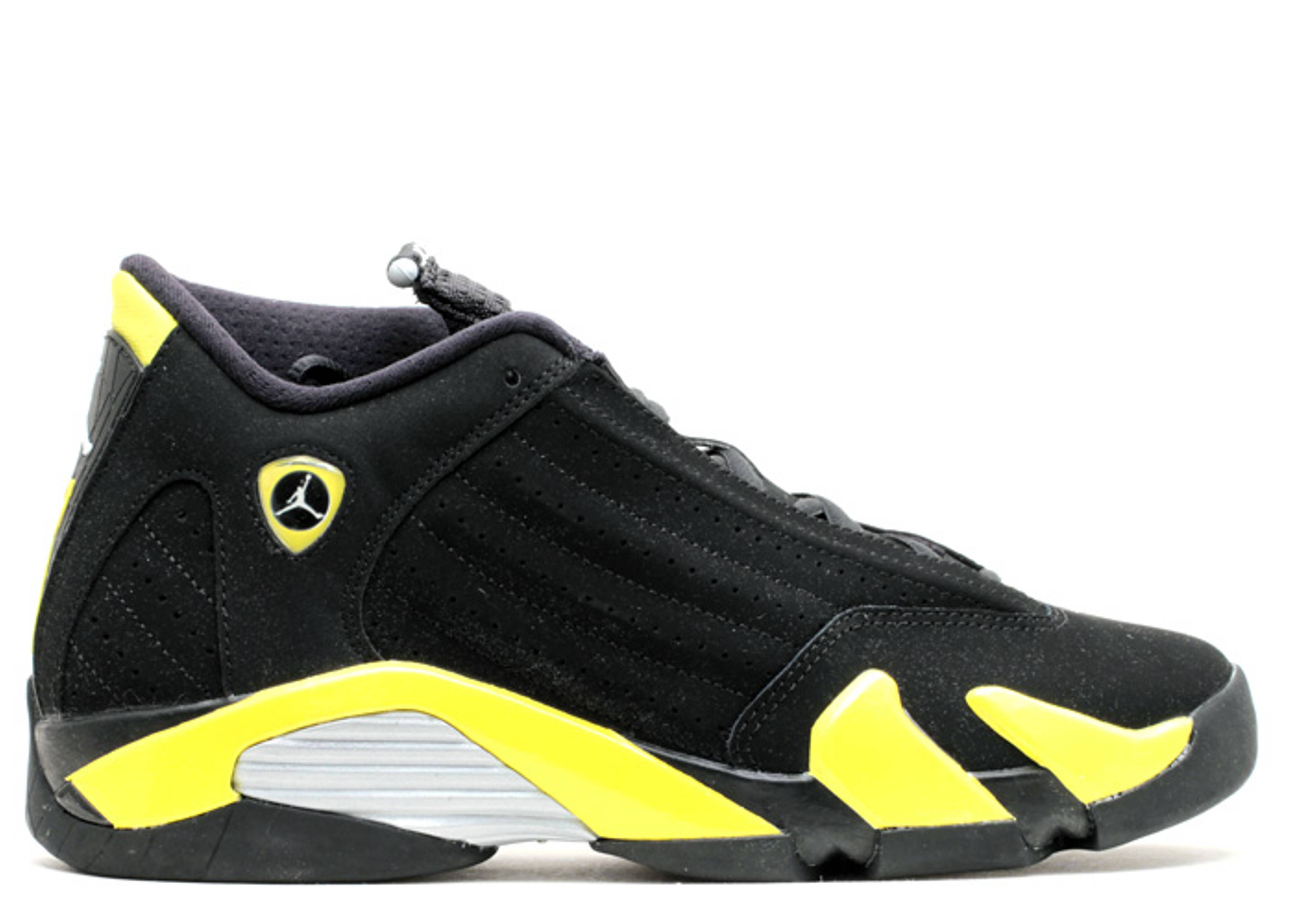 c40ba35b17c9 Air Jordan 14 Retro Bg (gs)