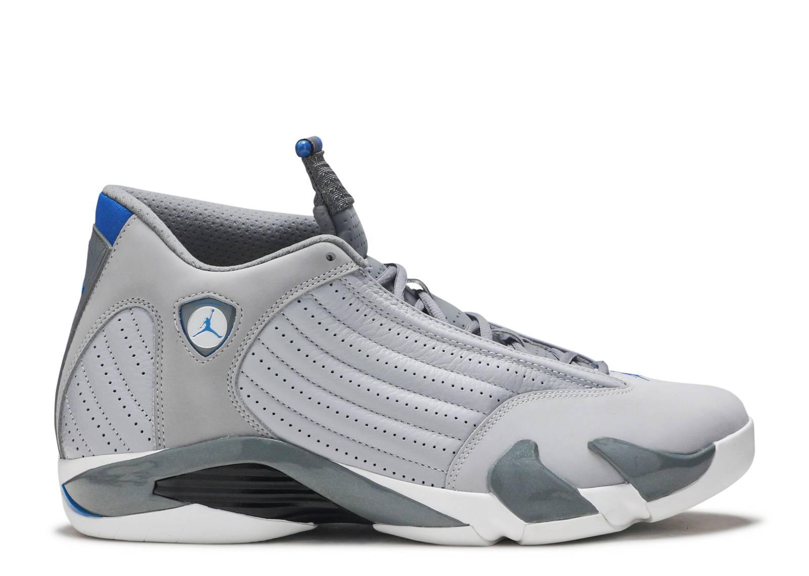 """air jordan 14 retro """"sport blue"""""""