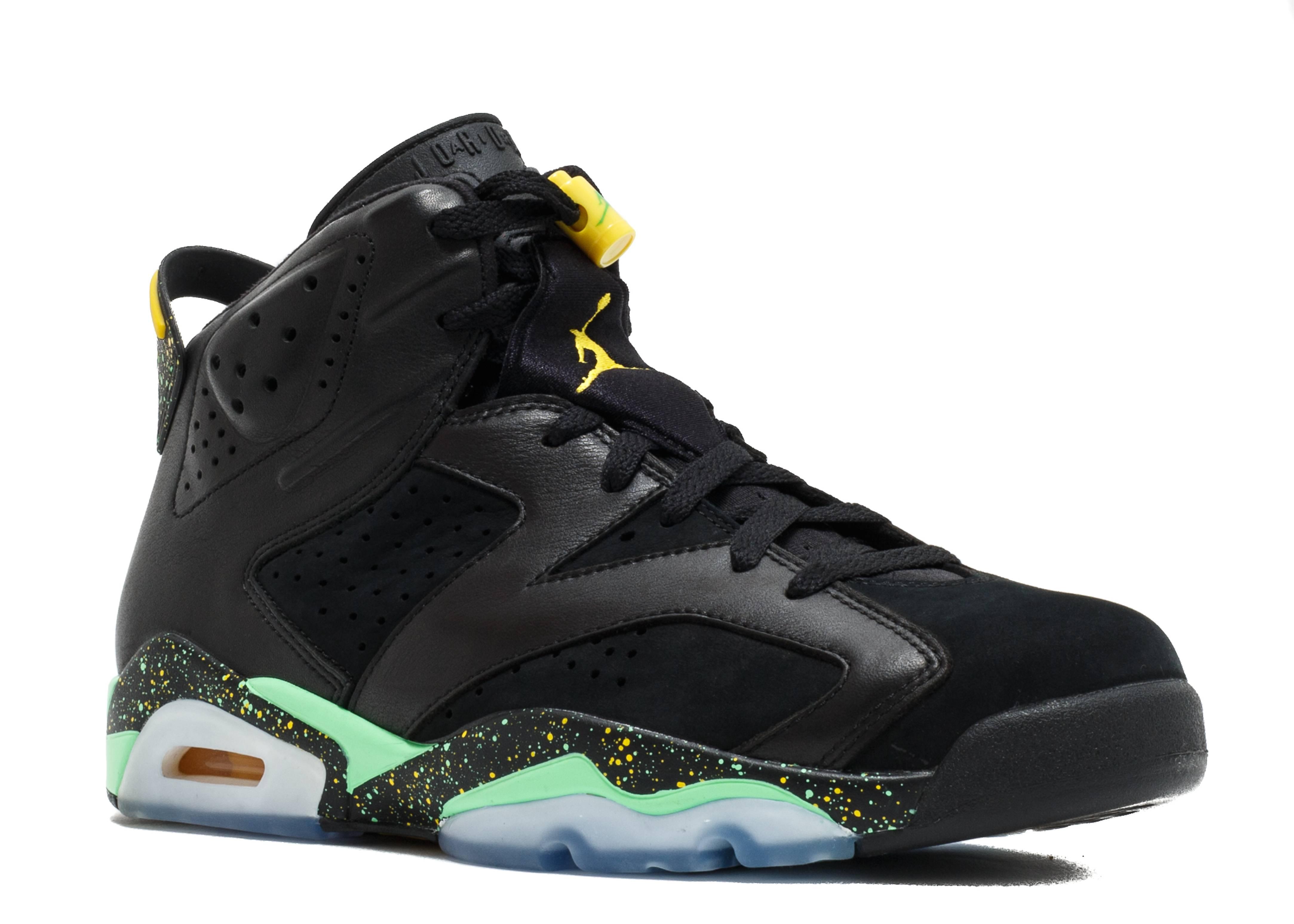 Air Jordan X (10) Retro Black Green