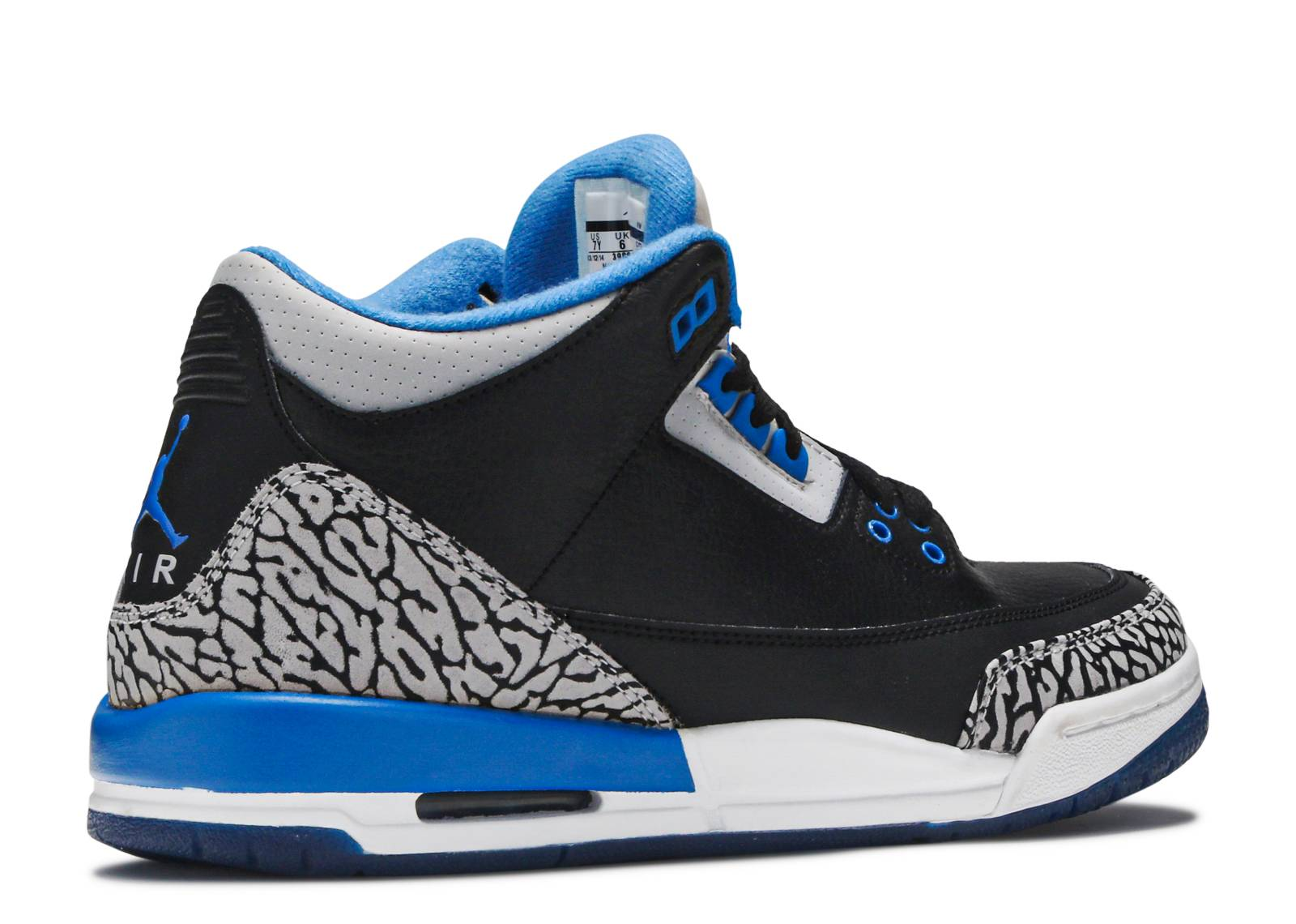 the best attitude 767ce f306d Air Jordan 3 Retro Bg (gs)
