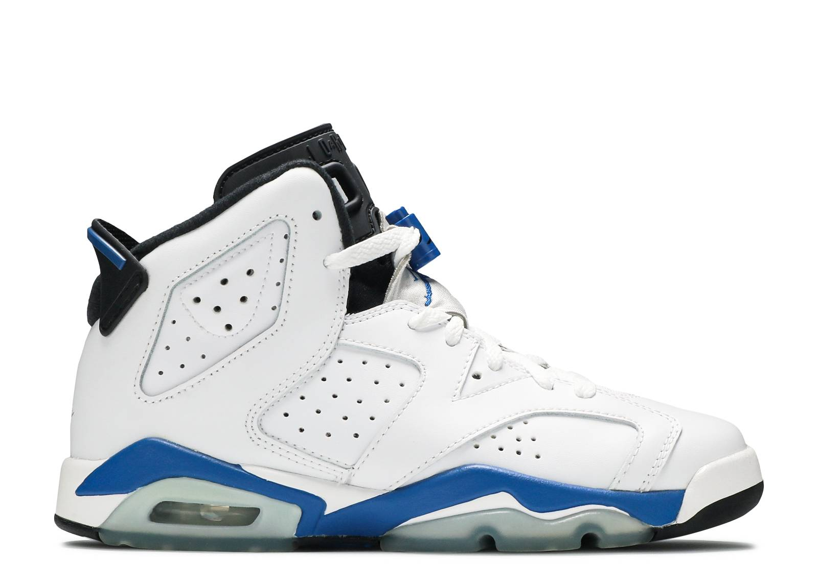 5004c881d536db Air Jordan 6 Retro Bg (gs)