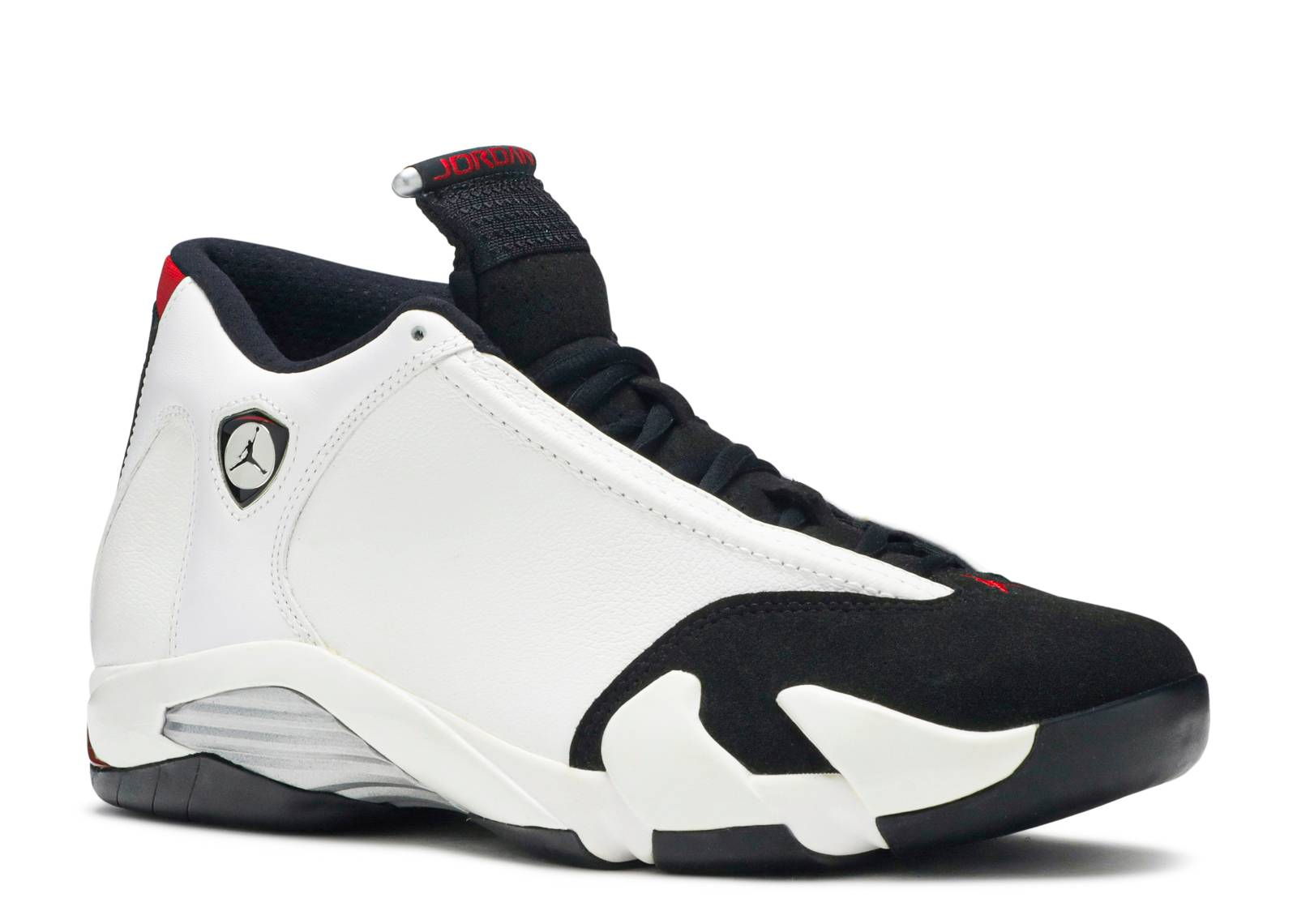 air jordan 14 black and white
