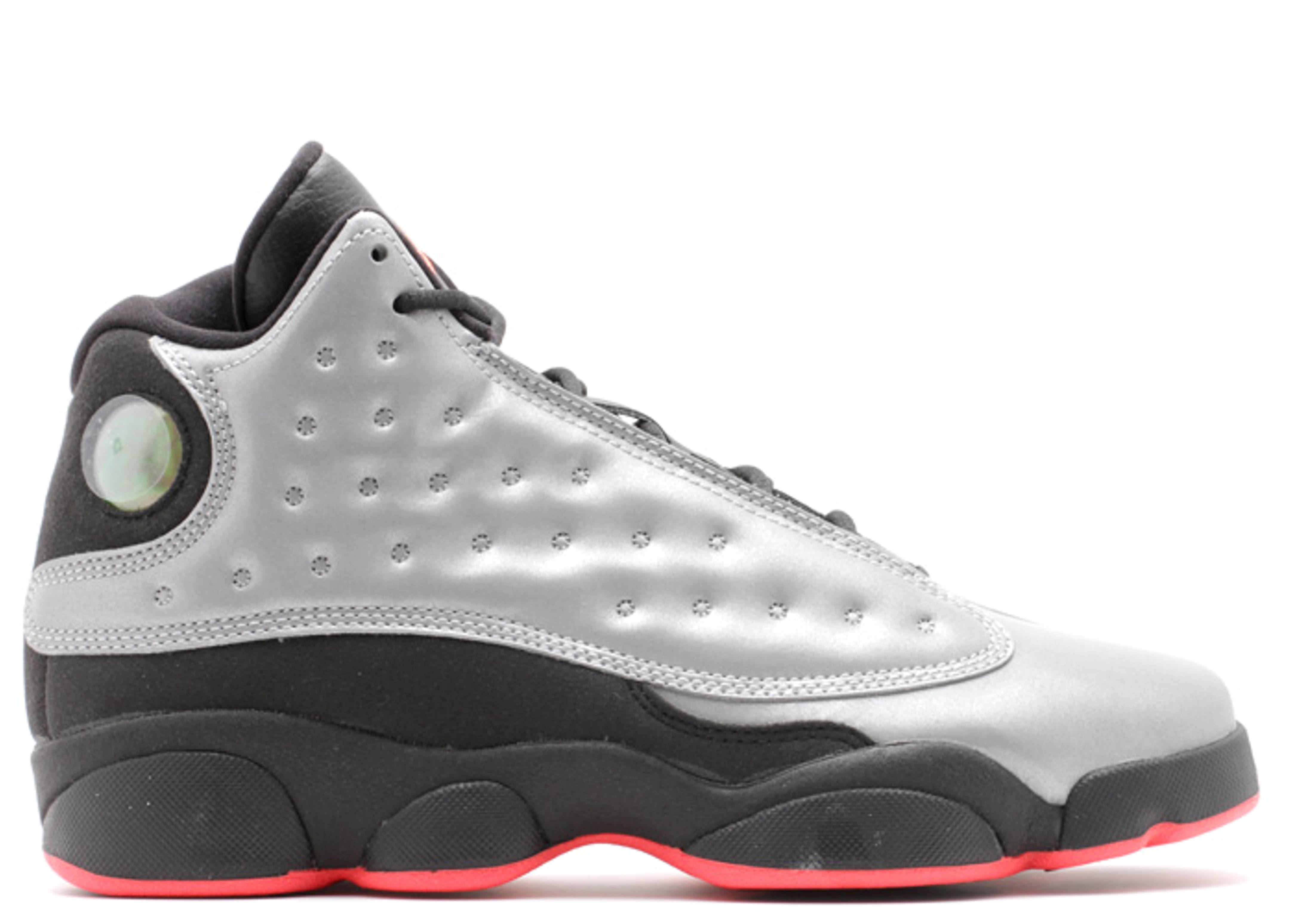 "air jordan 13 retro prm (gs) ""infrared 23"""