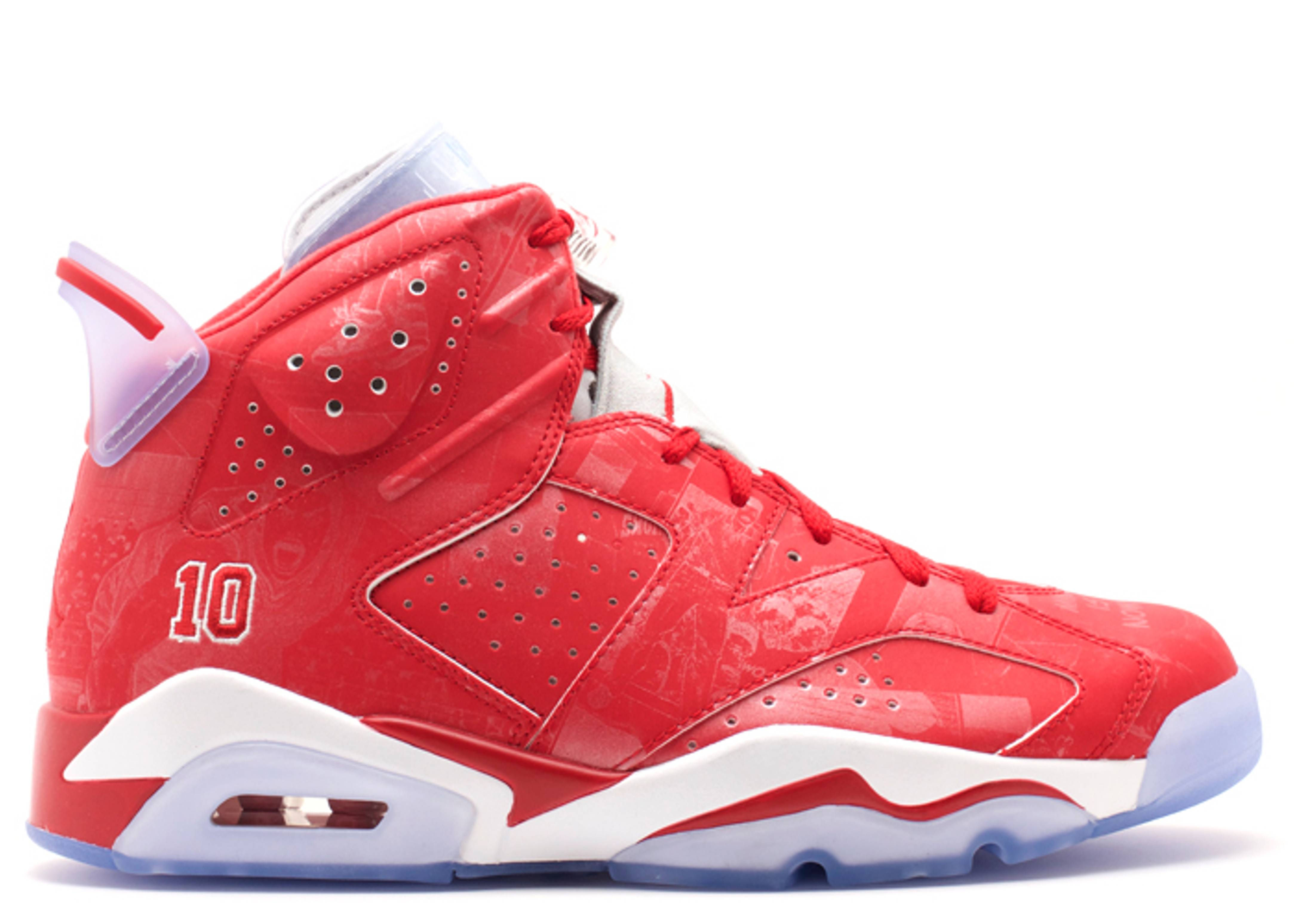 timeless design 0638c 01221 air jordan 6 retro x slam dunk