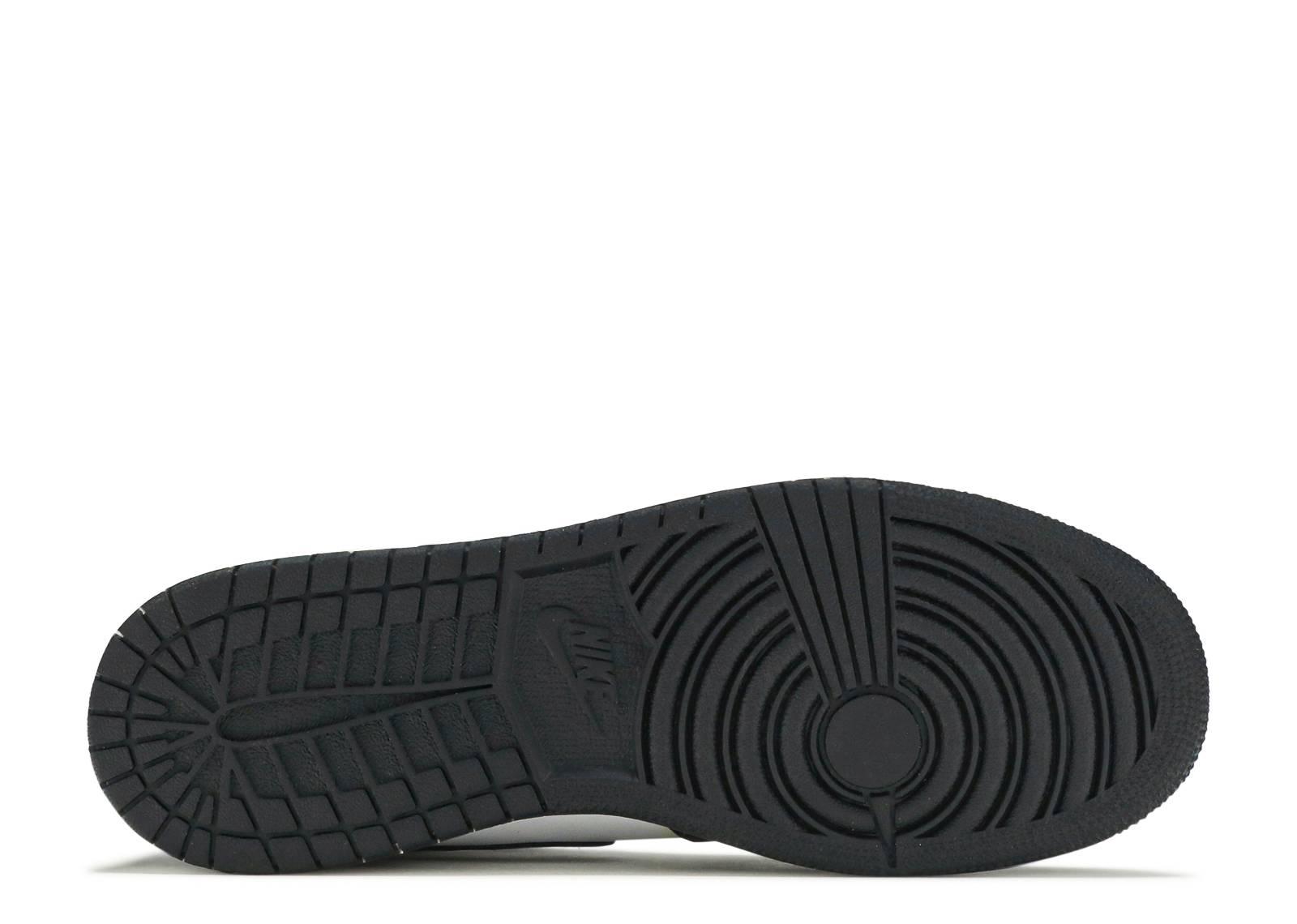 Air Jordan 1 Retro High OG BG 'Black White' 2014