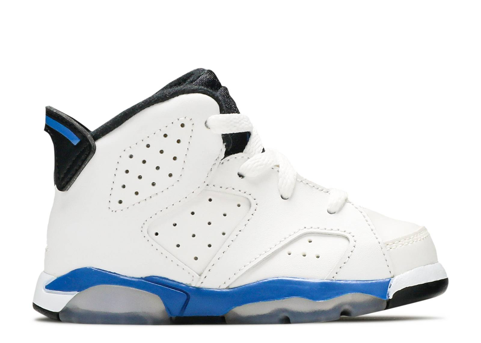 "jordan 6 retro bt ""sport blue"""