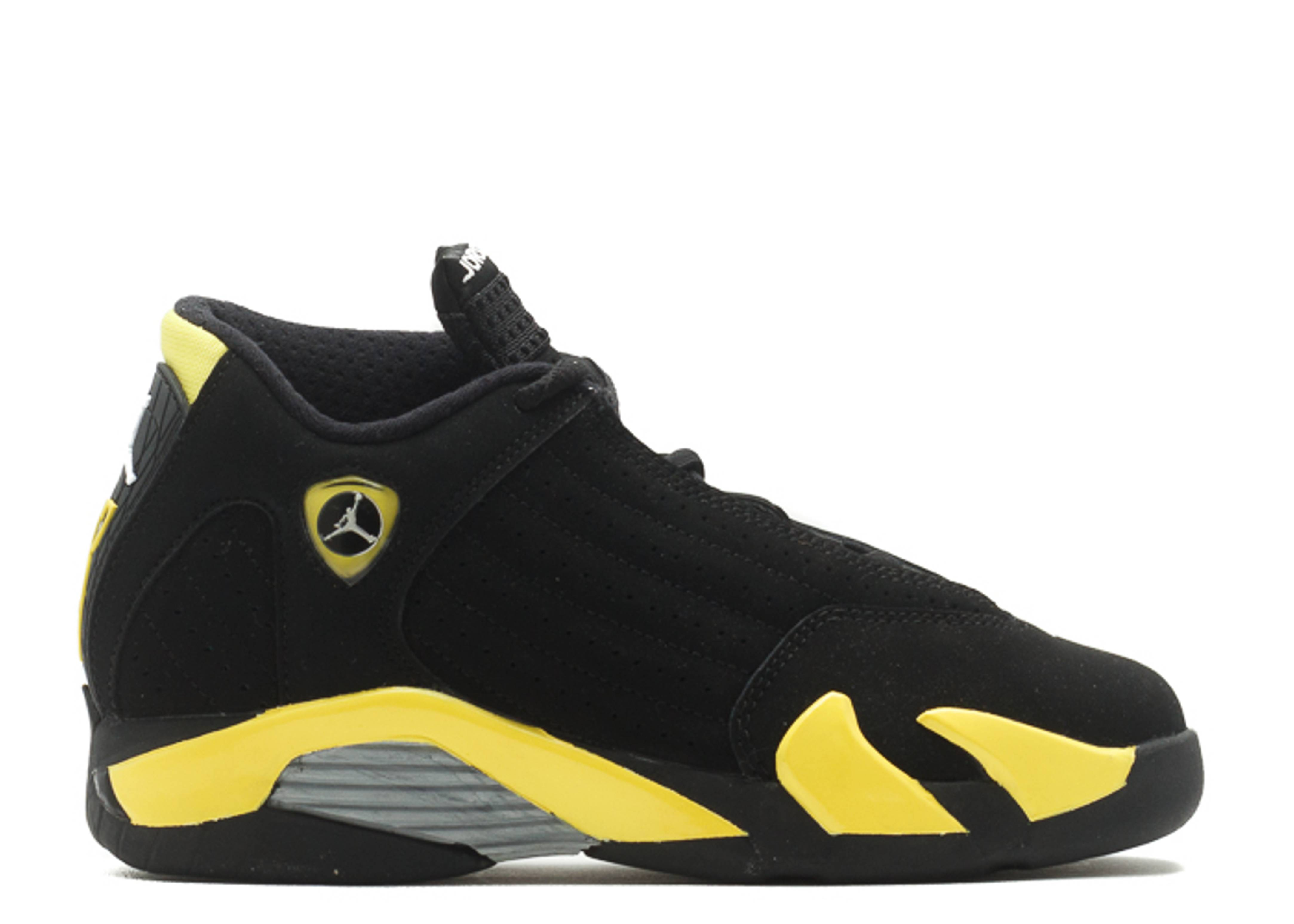 "jordan 14 retro bp ""thunder"""