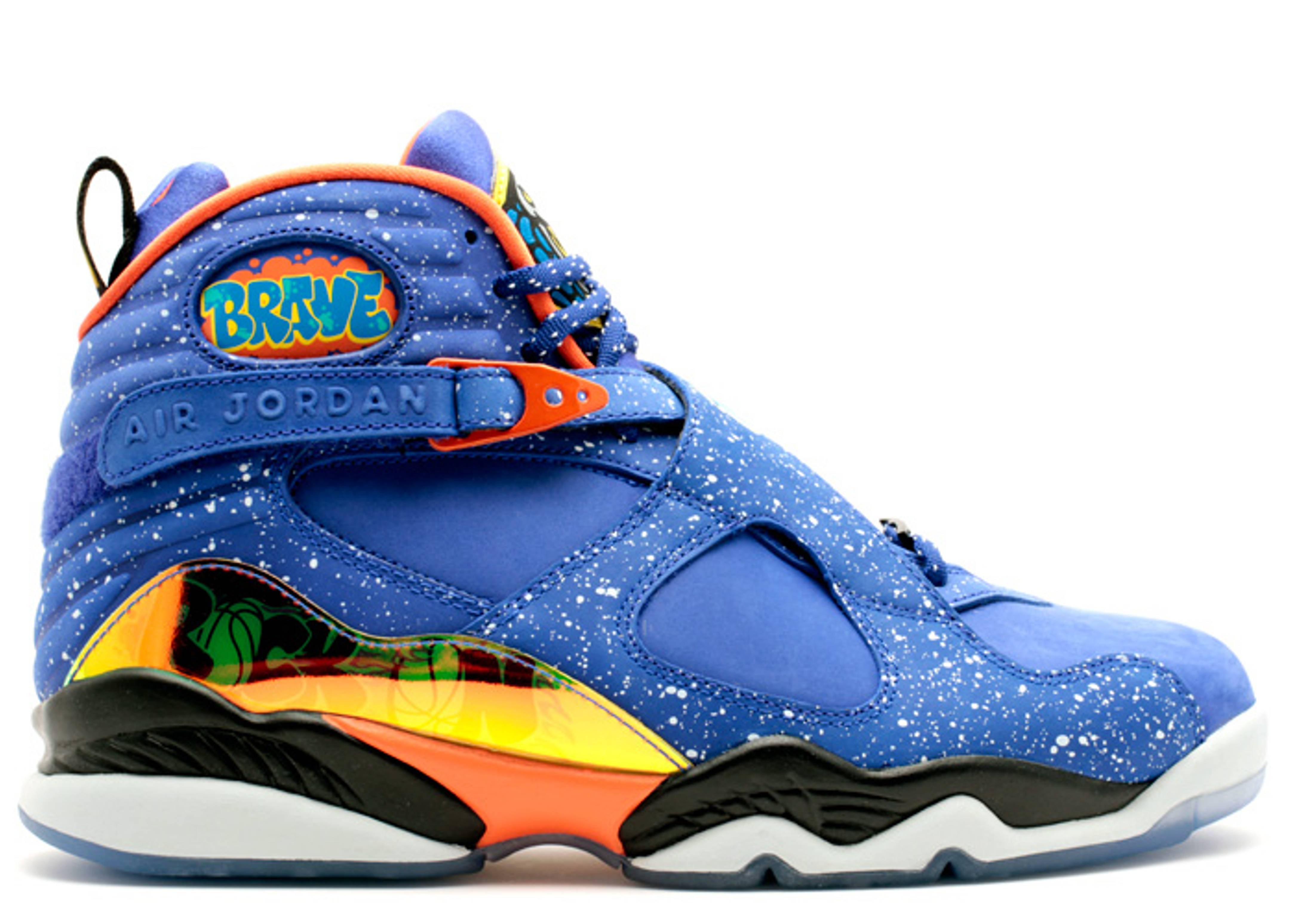 "air jordan 8 retro db ""doernbecher"""