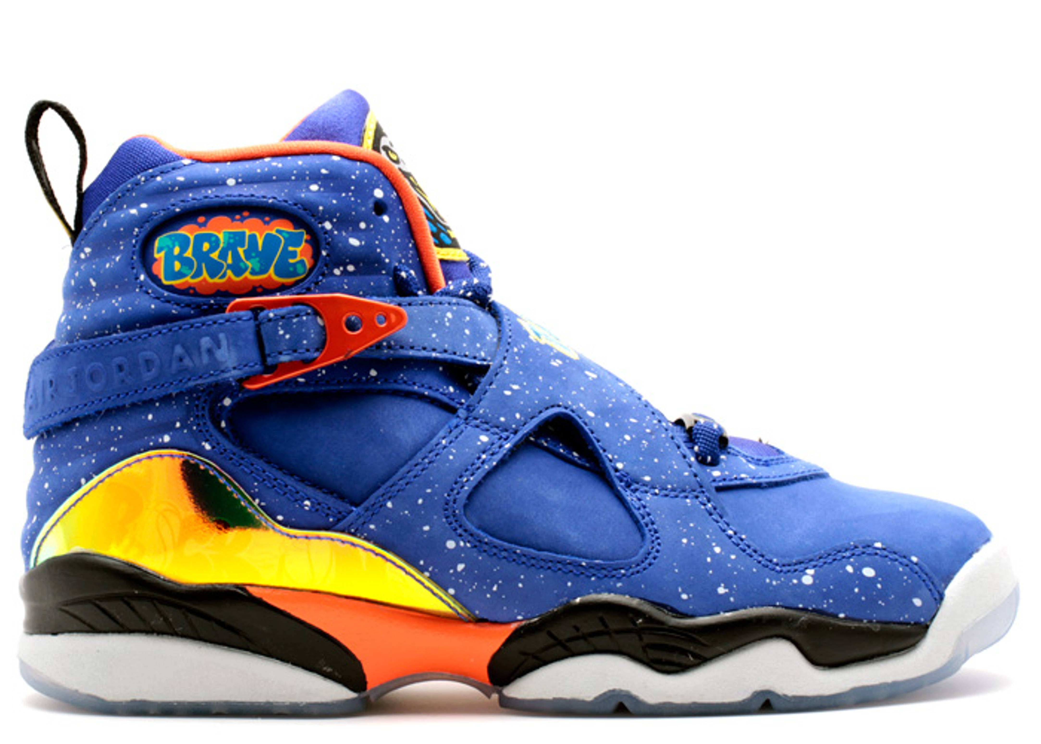 "air jordan 8 retro db (gs) ""doernbecher"""