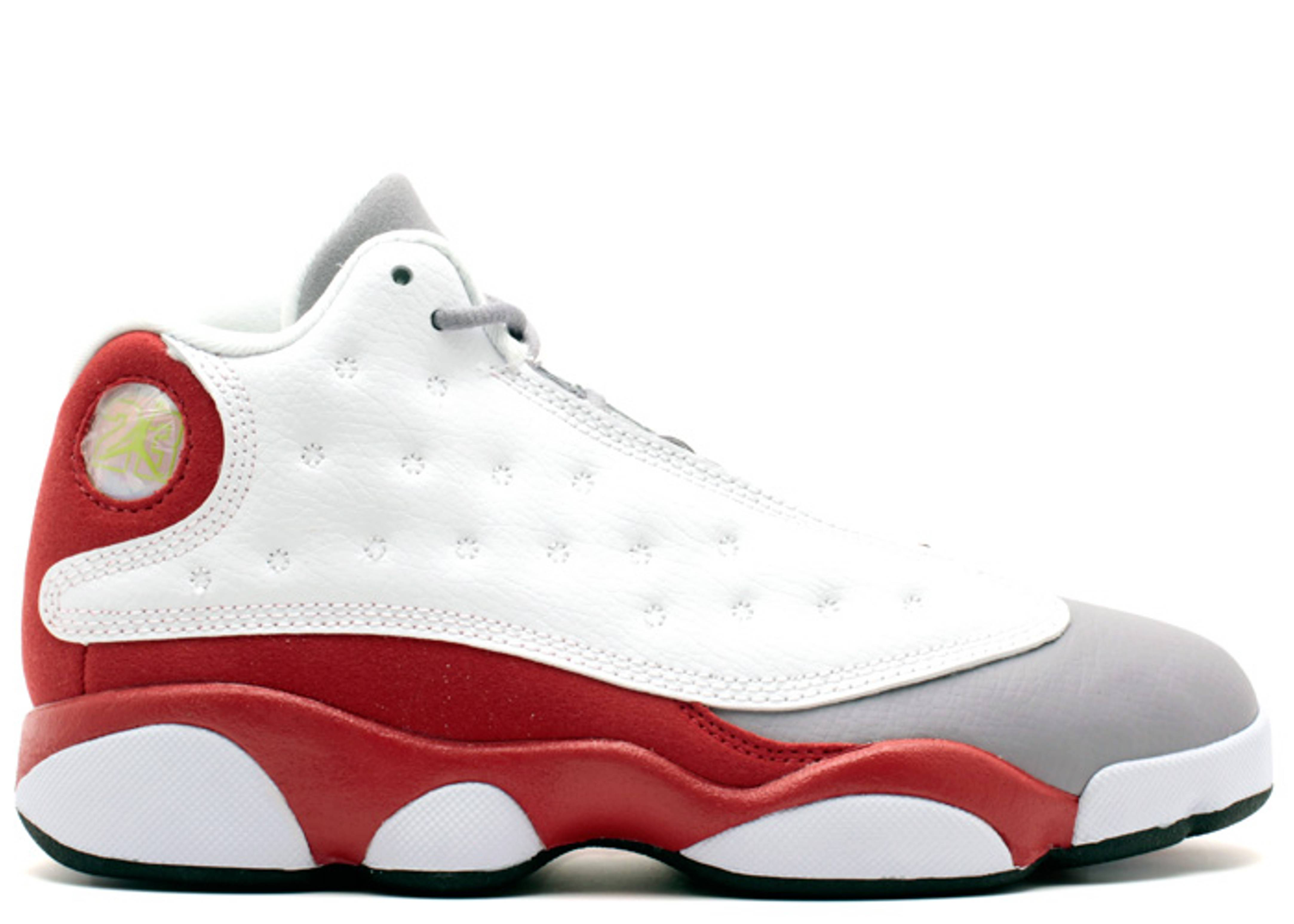 """jordan 13 retro bp """"grey toe"""""""