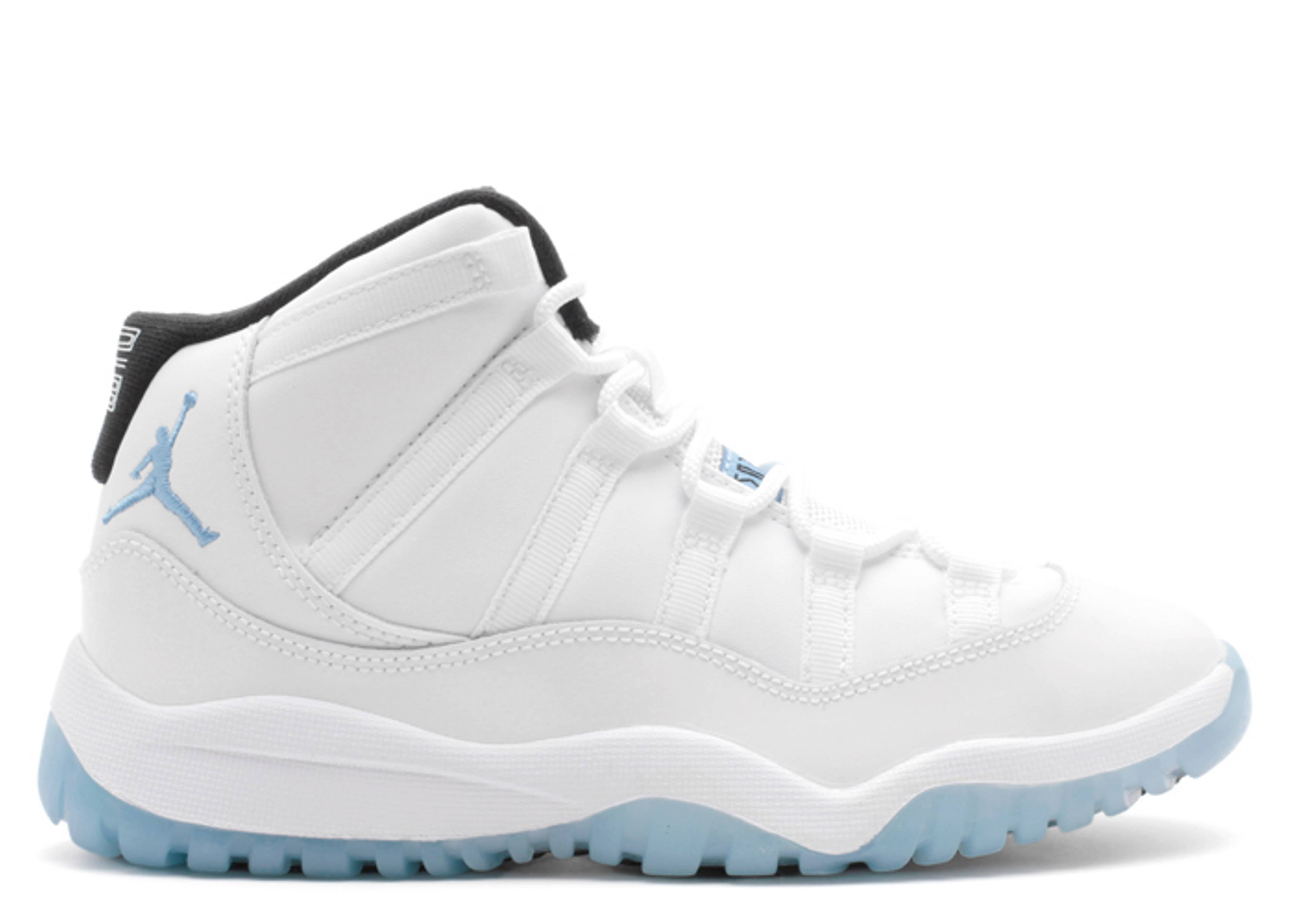 jordan shoes 11 legend blues owned meaning 815723
