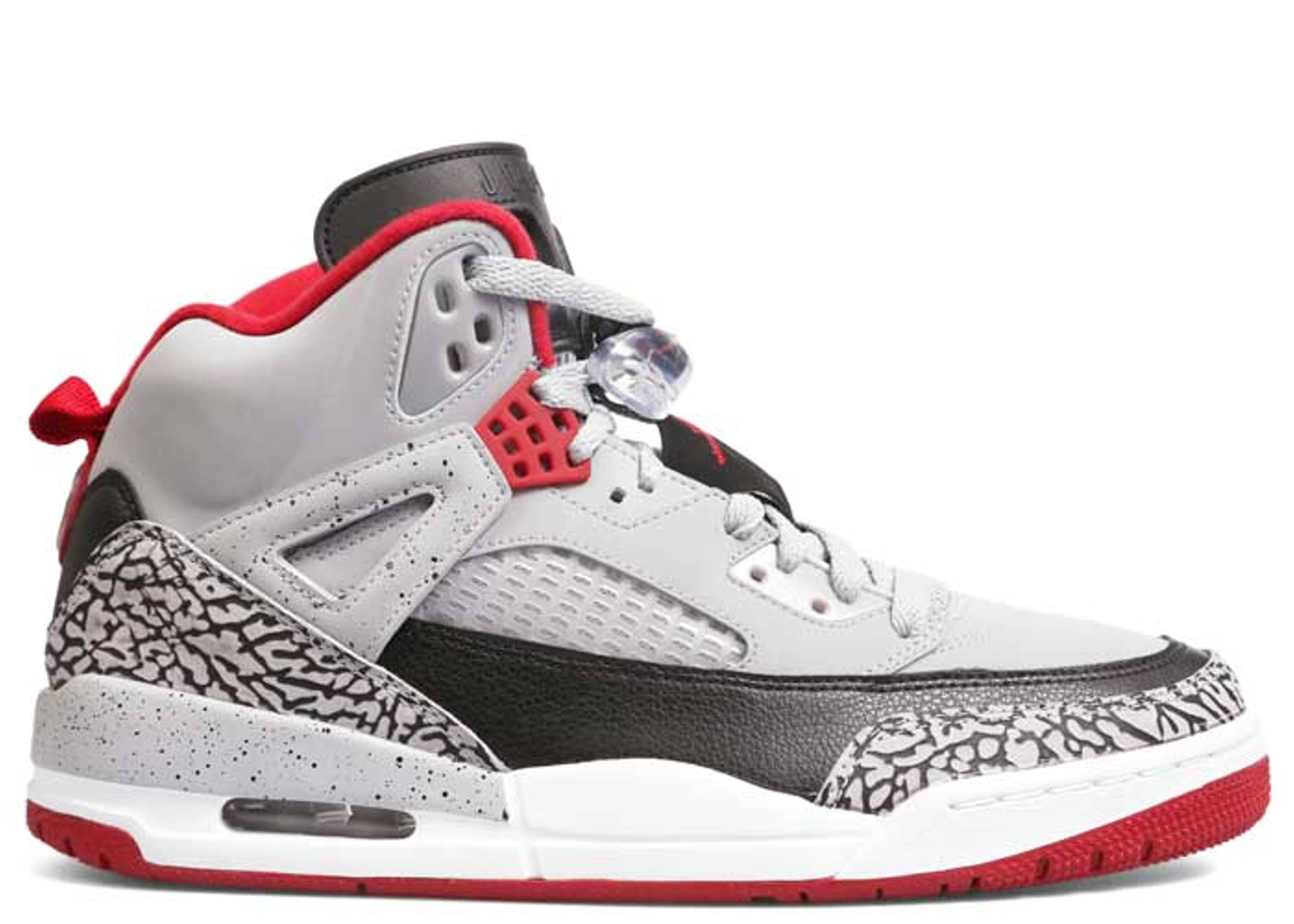 sports shoes 06a0d ee622 Spiz ike - Air Jordan - 315371 003 - wolf grey gym red-black-white ...
