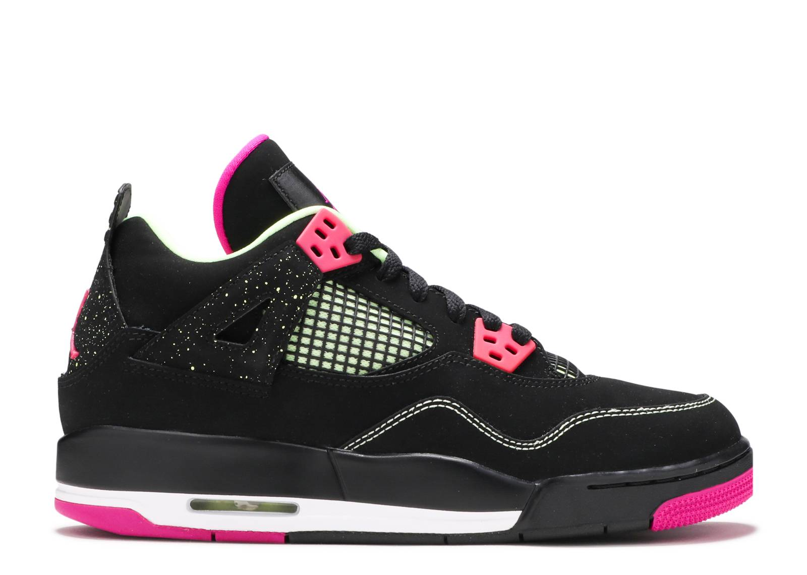 "air jordan 4 retro 30th gg (gs) ""Fuchsia"""