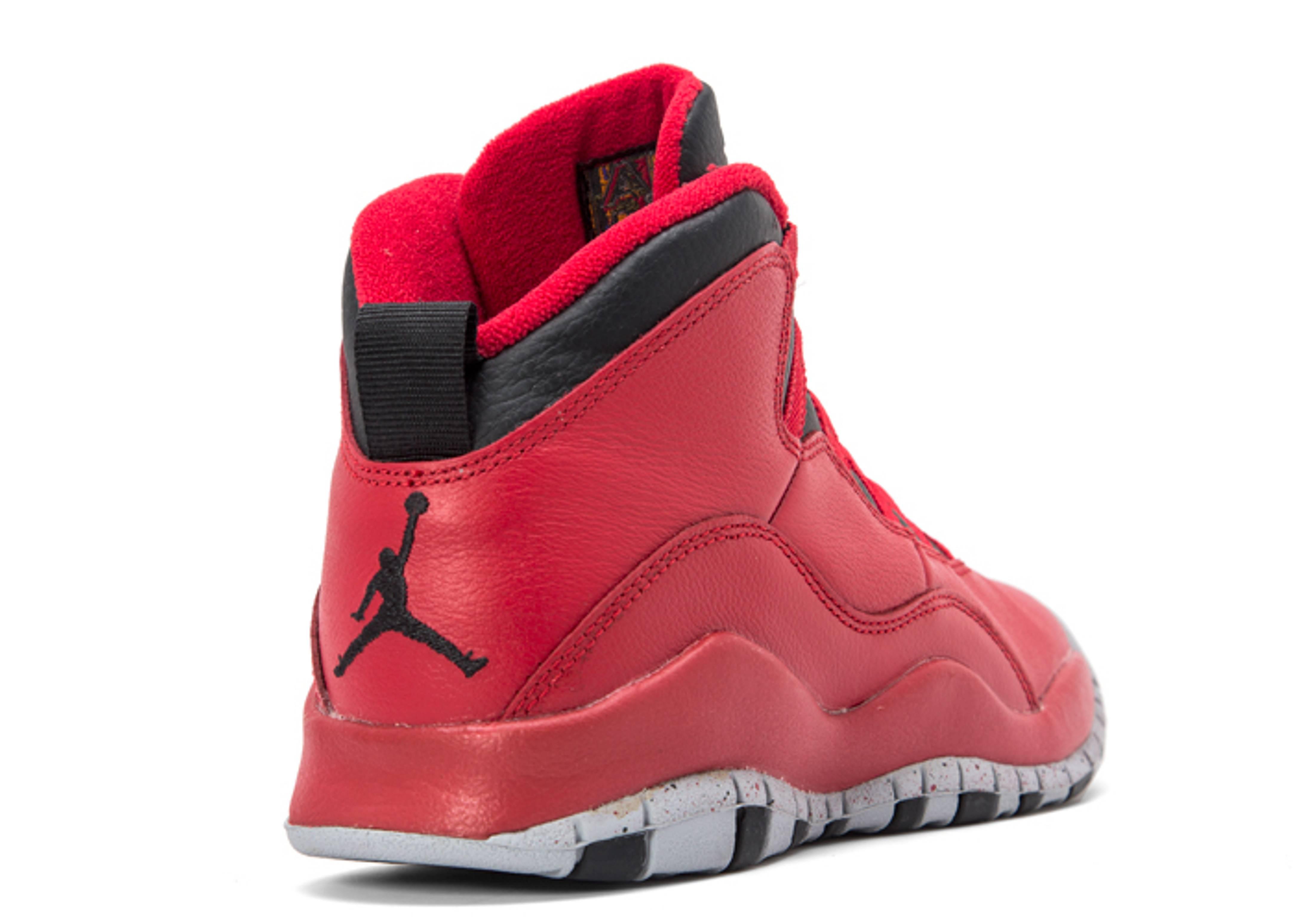 89bf9aa924a2 Air Jordan 10 Retro 30th Bg (gs)