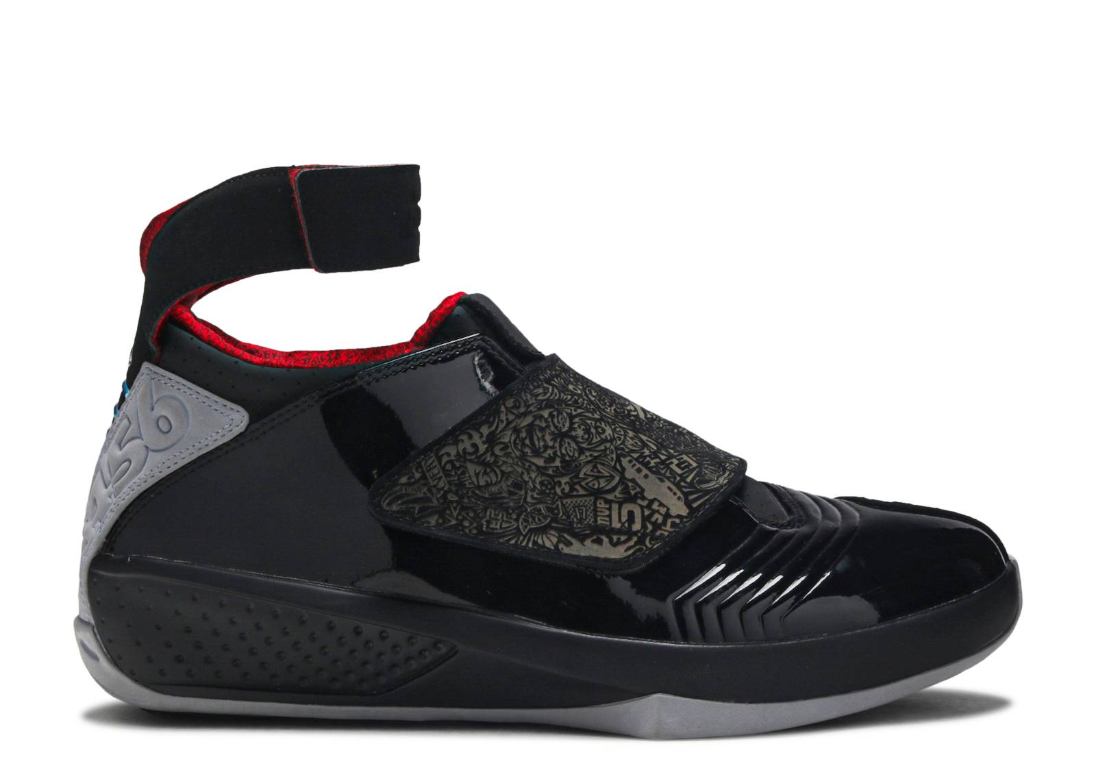 "air jordan 20 ""stealth 2015"""
