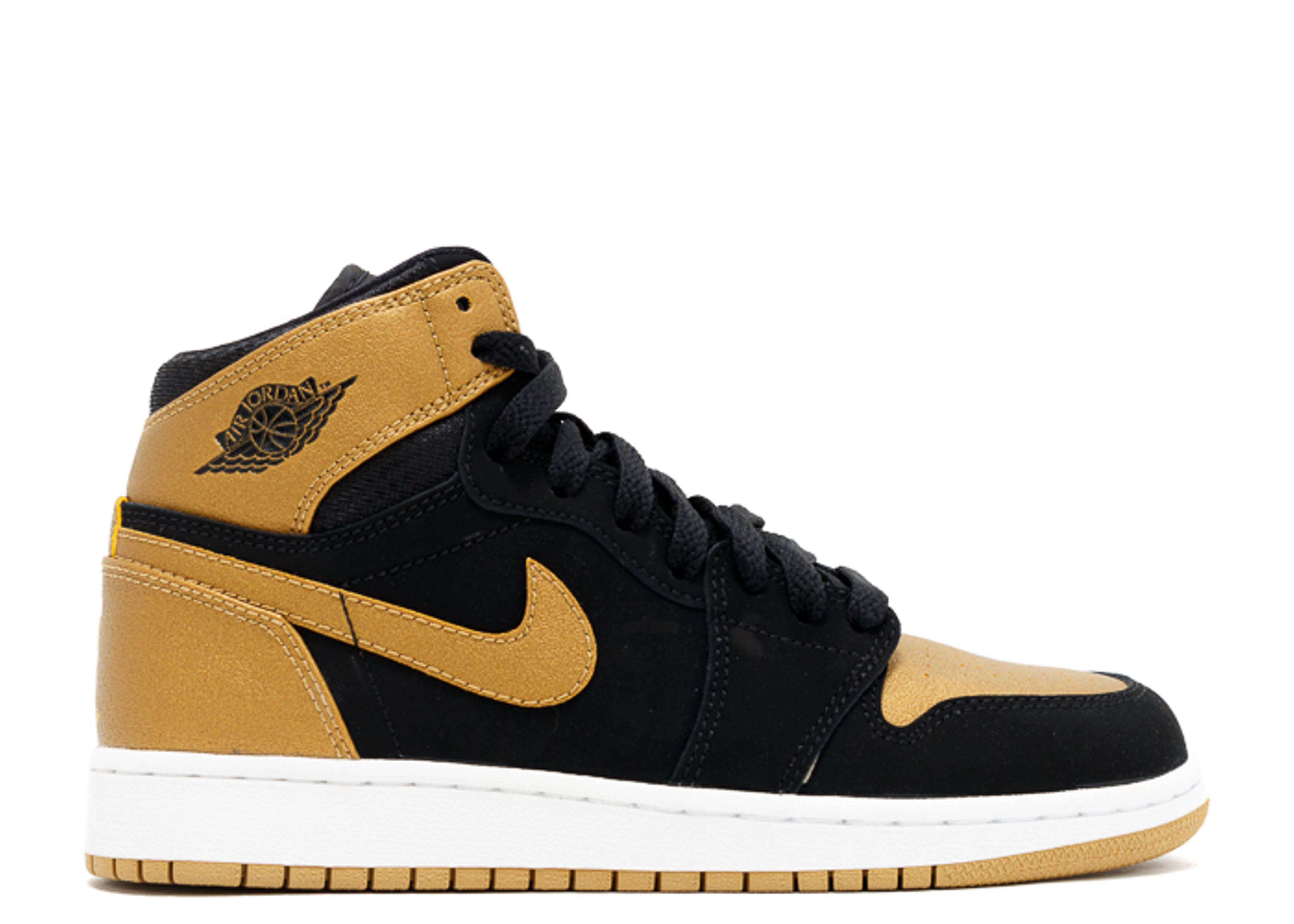 "air jordan 1 retro high bg (gs) ""melo ""pe series"""""