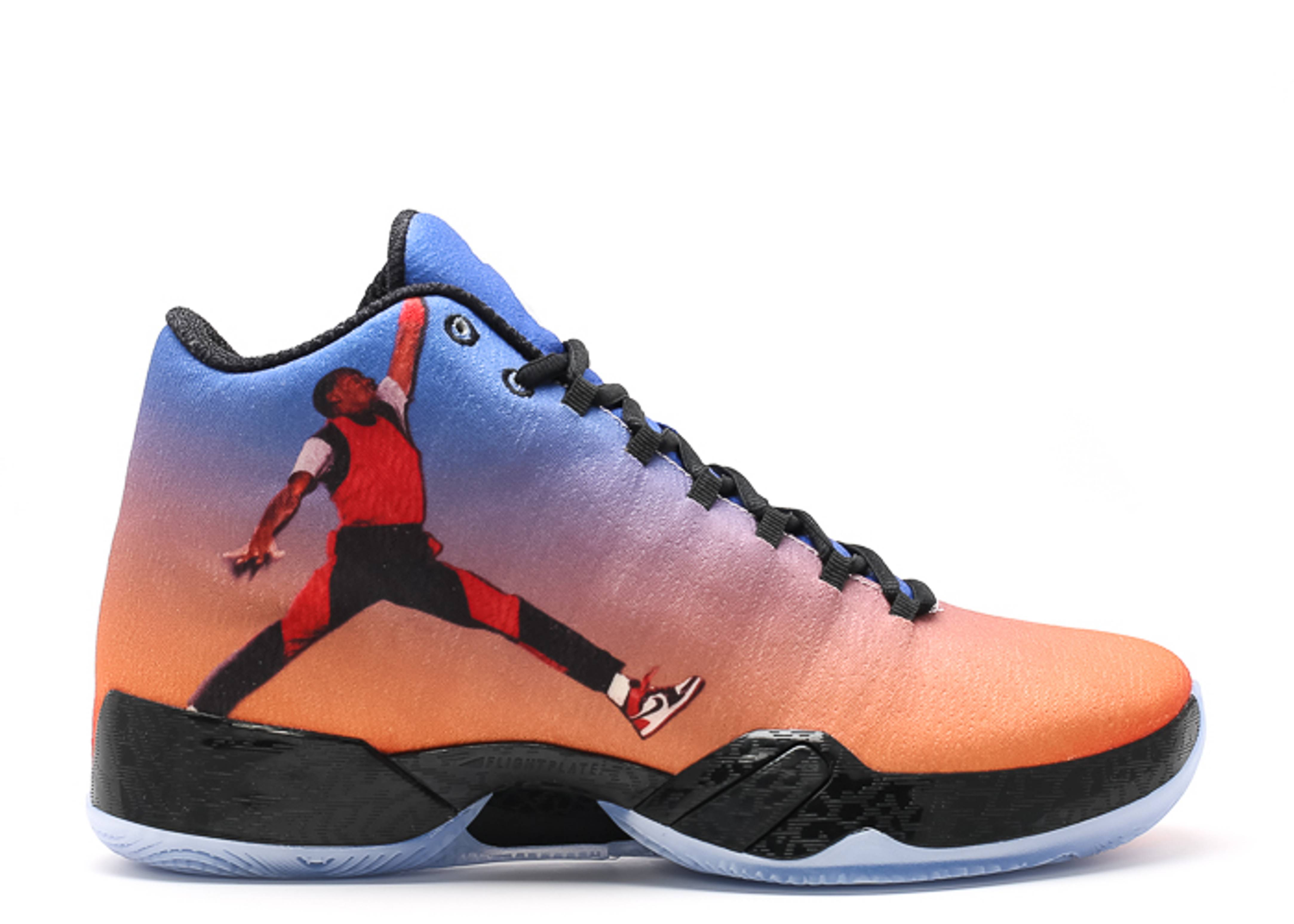 "air jordan 29 ""photo reel"""