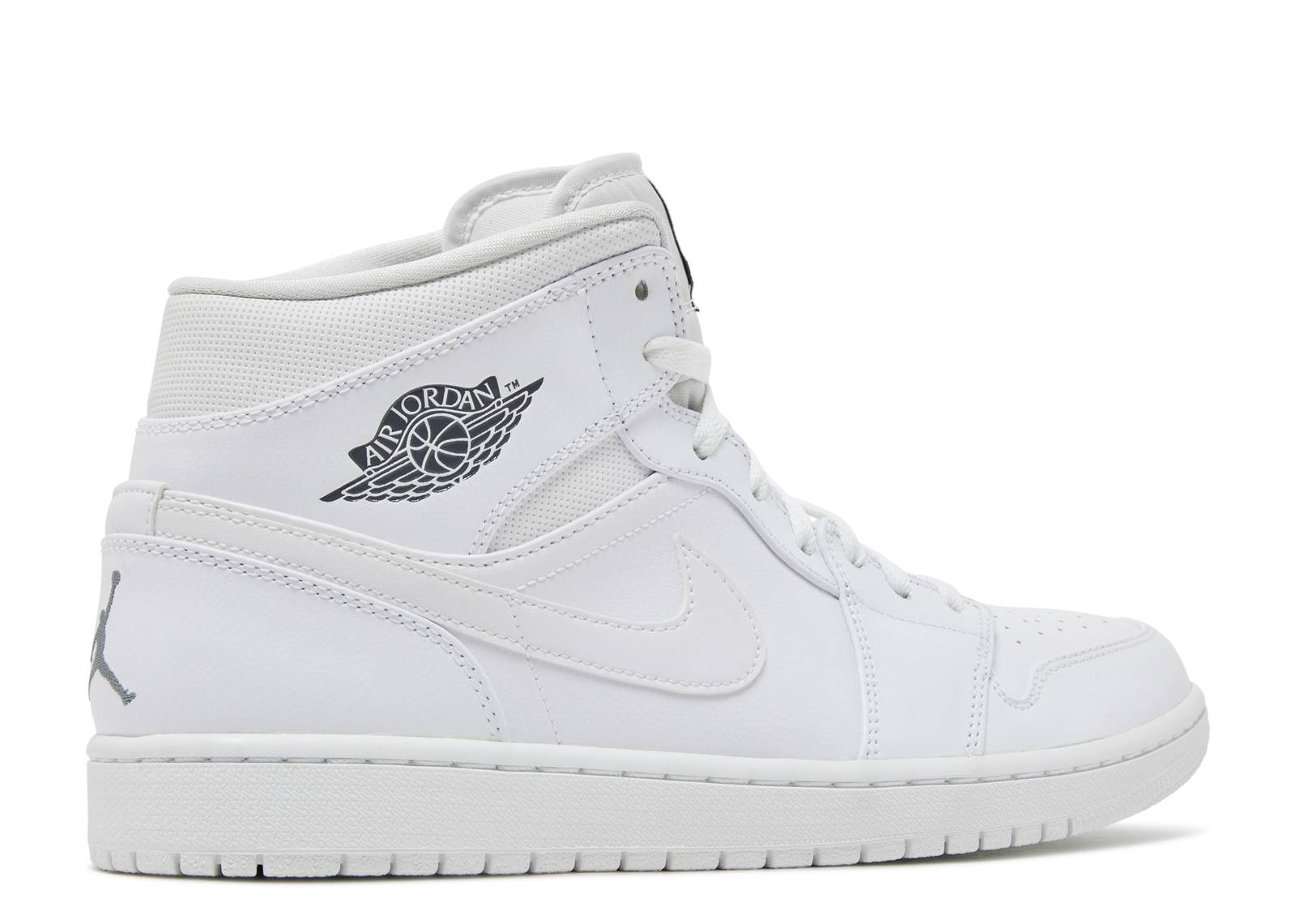 Air Jordan 1 Mid White