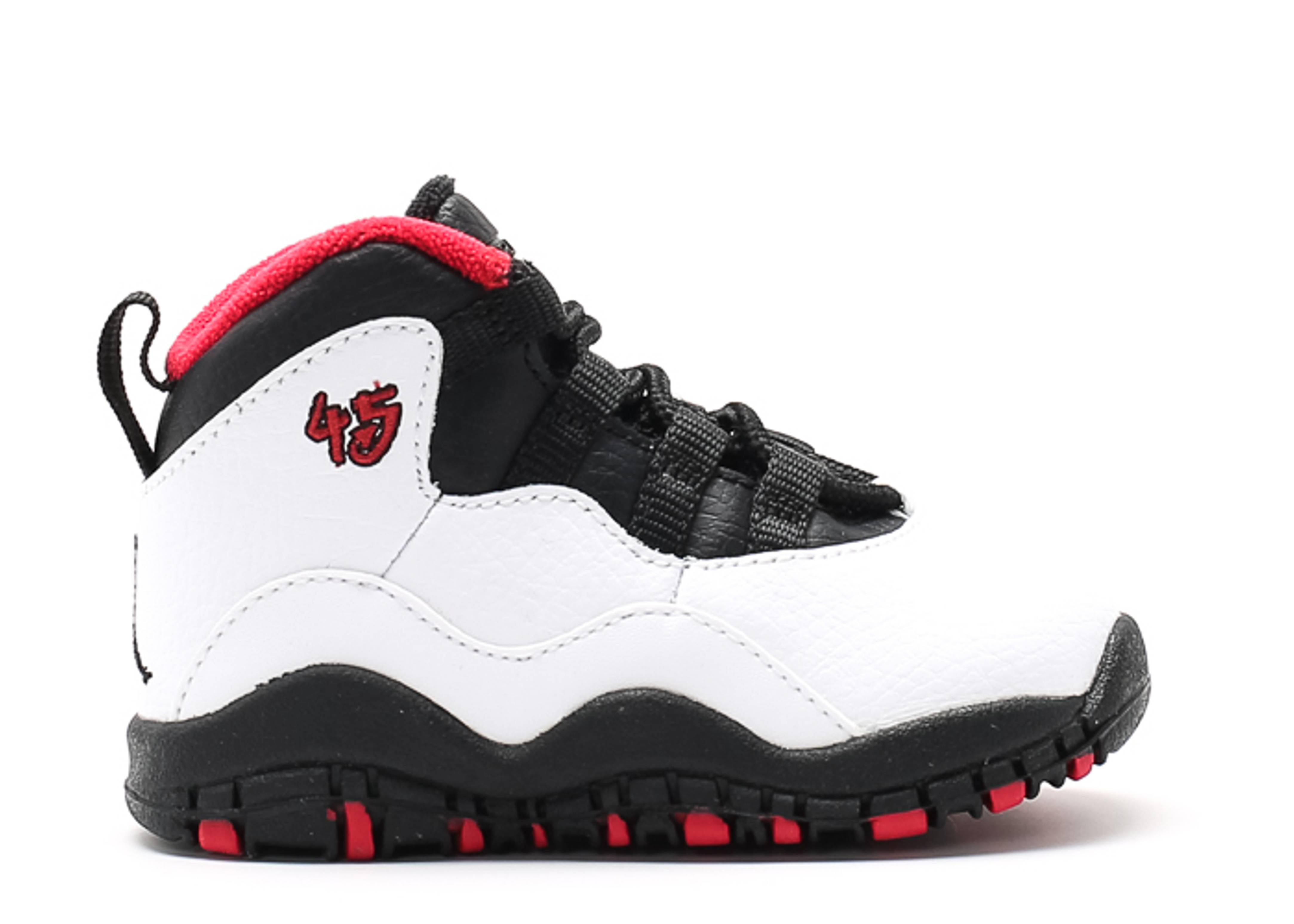 "jordan 10 retro bt (td) ""double nickel"""