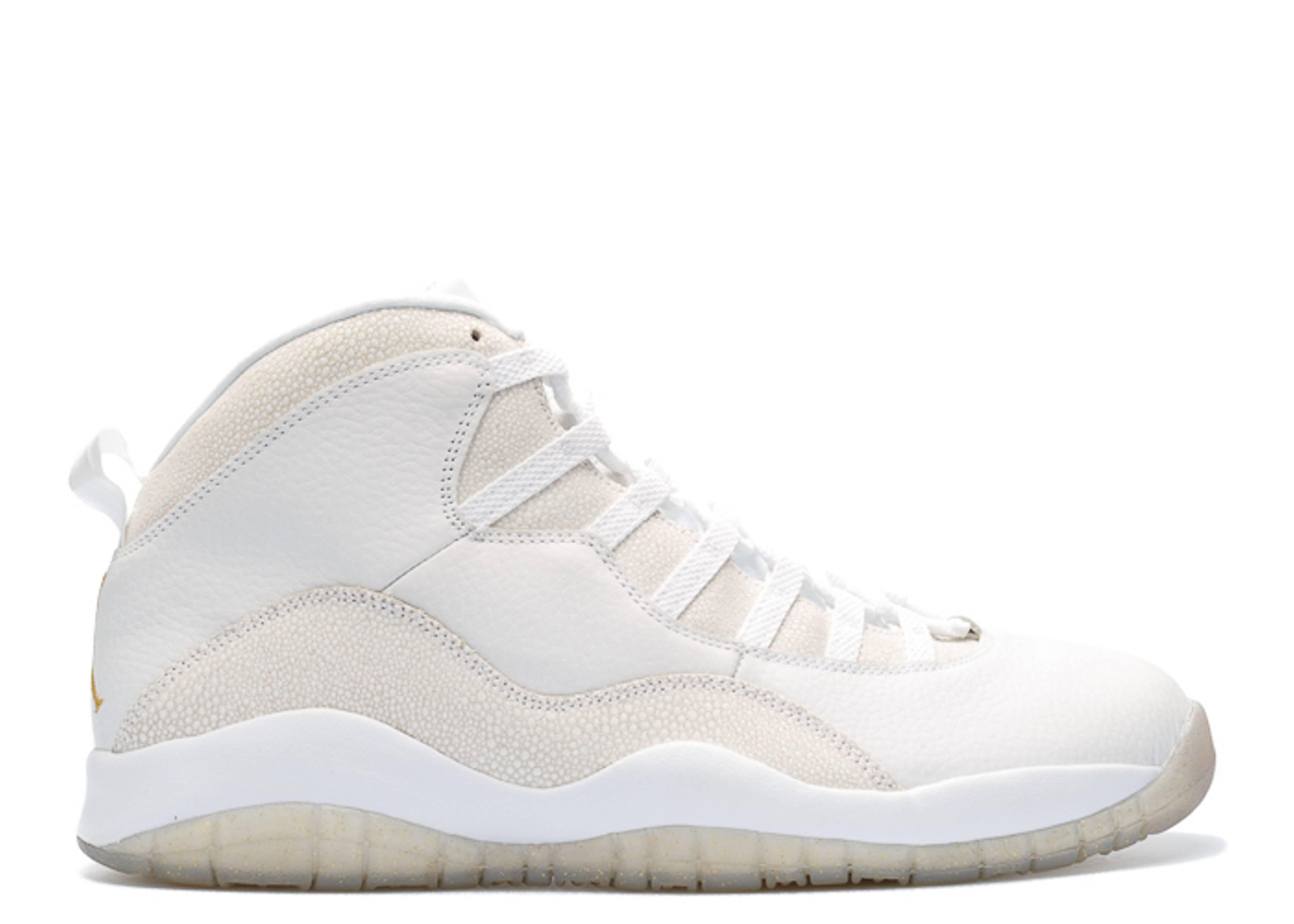 on sale 62be4 e0d0d Air Jordan 10 Retro Ovo