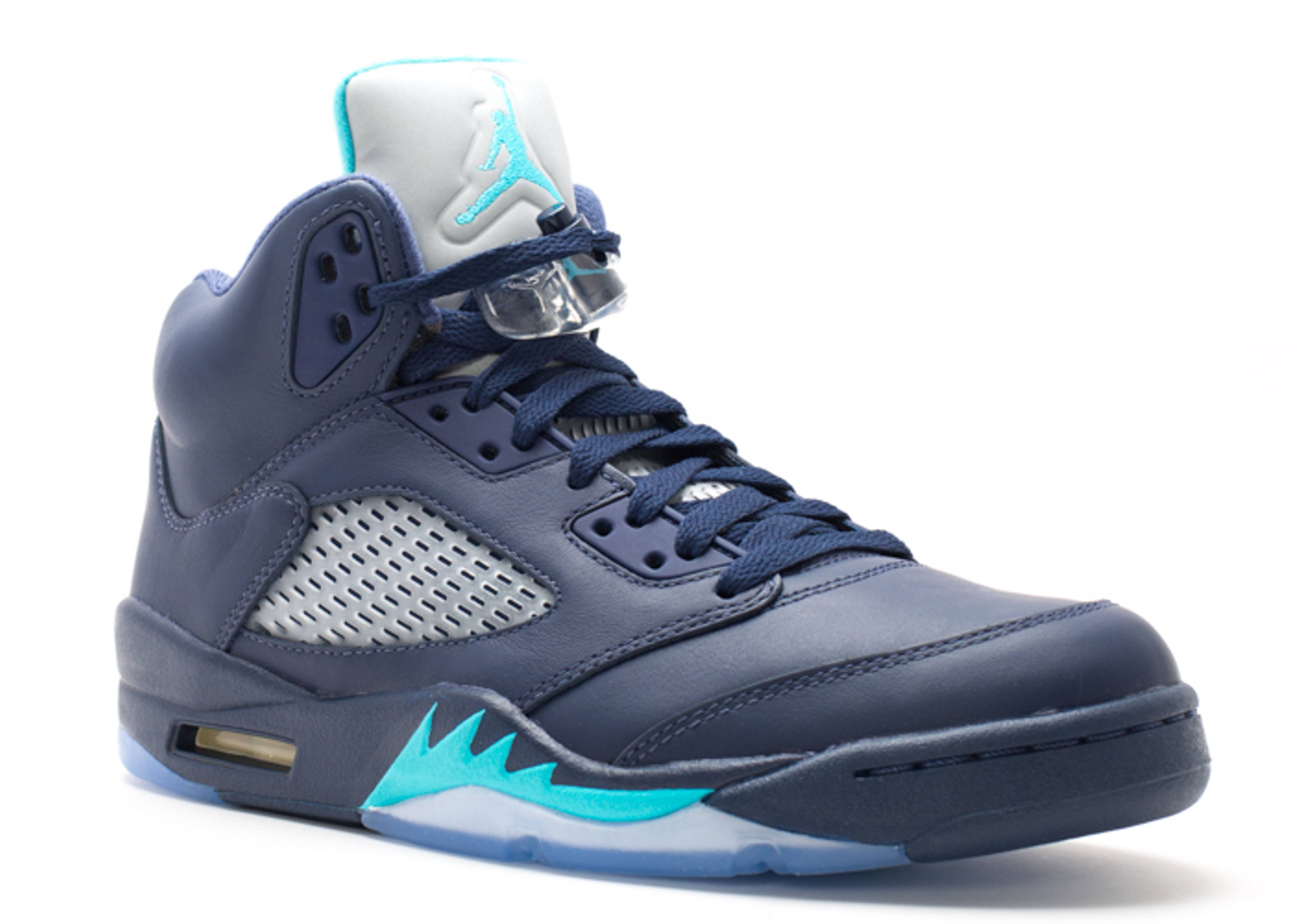 separation shoes 4dece 2b66c ... air jordan 5 blue