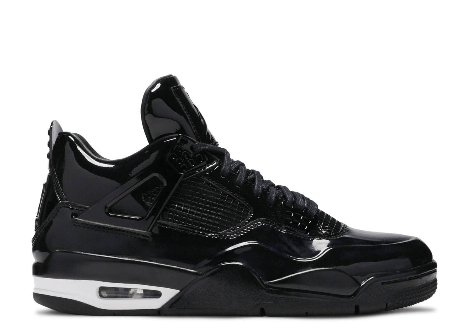 cheap for discount 3f77c 33a9d Air Jordan 4 Retro 11Lab4  Black Patent Leather