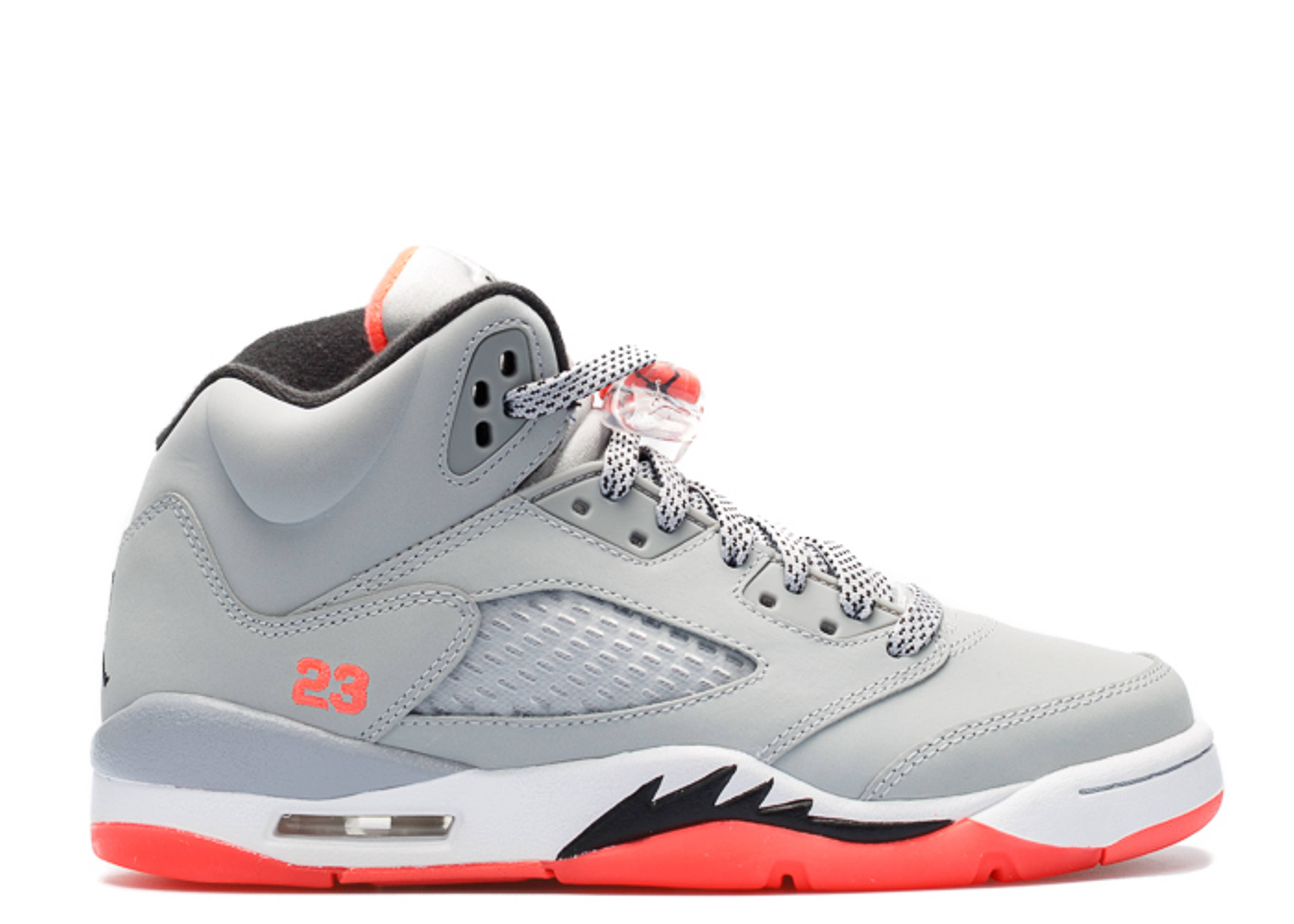 "air jordan 5 retro gg (gs) ""hot lava"""