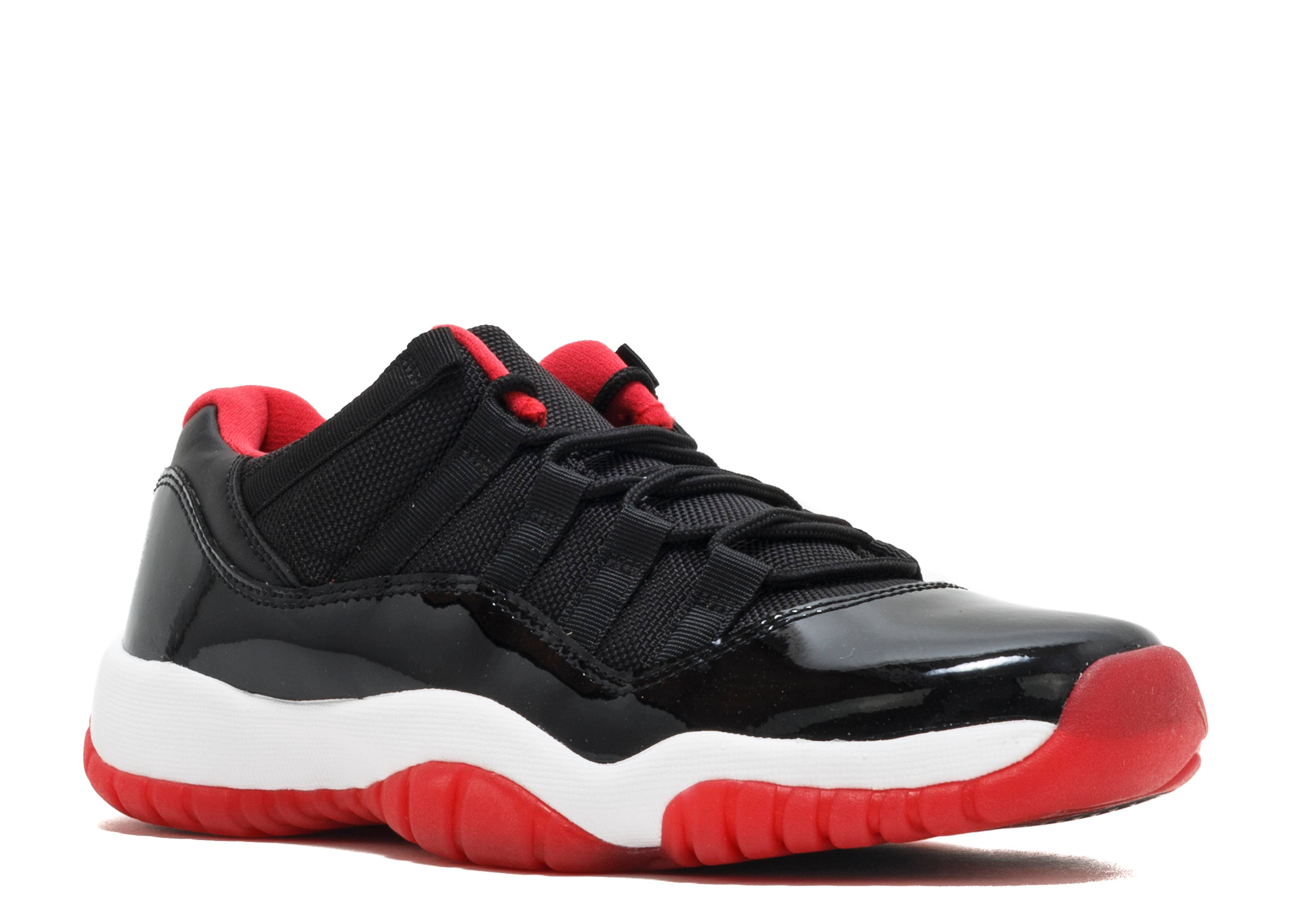 air jordan 11 retro bred