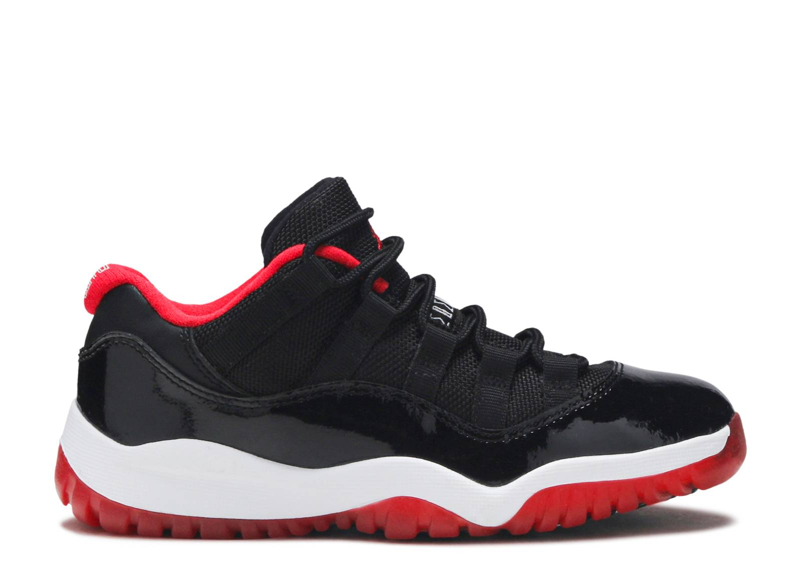 "jordan 11 low bp (ps) ""bred"""