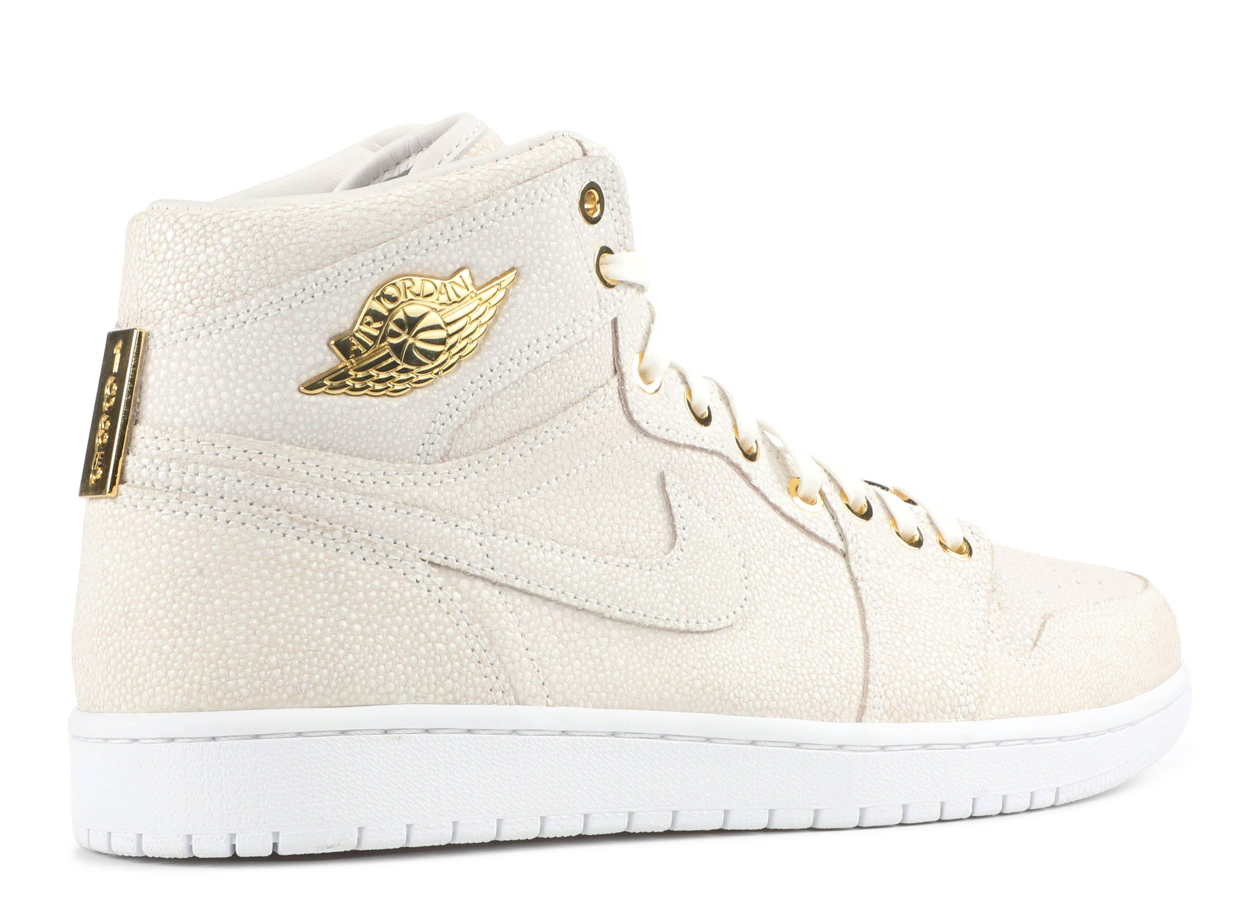 Nike Jordan 1 Pinnacle White