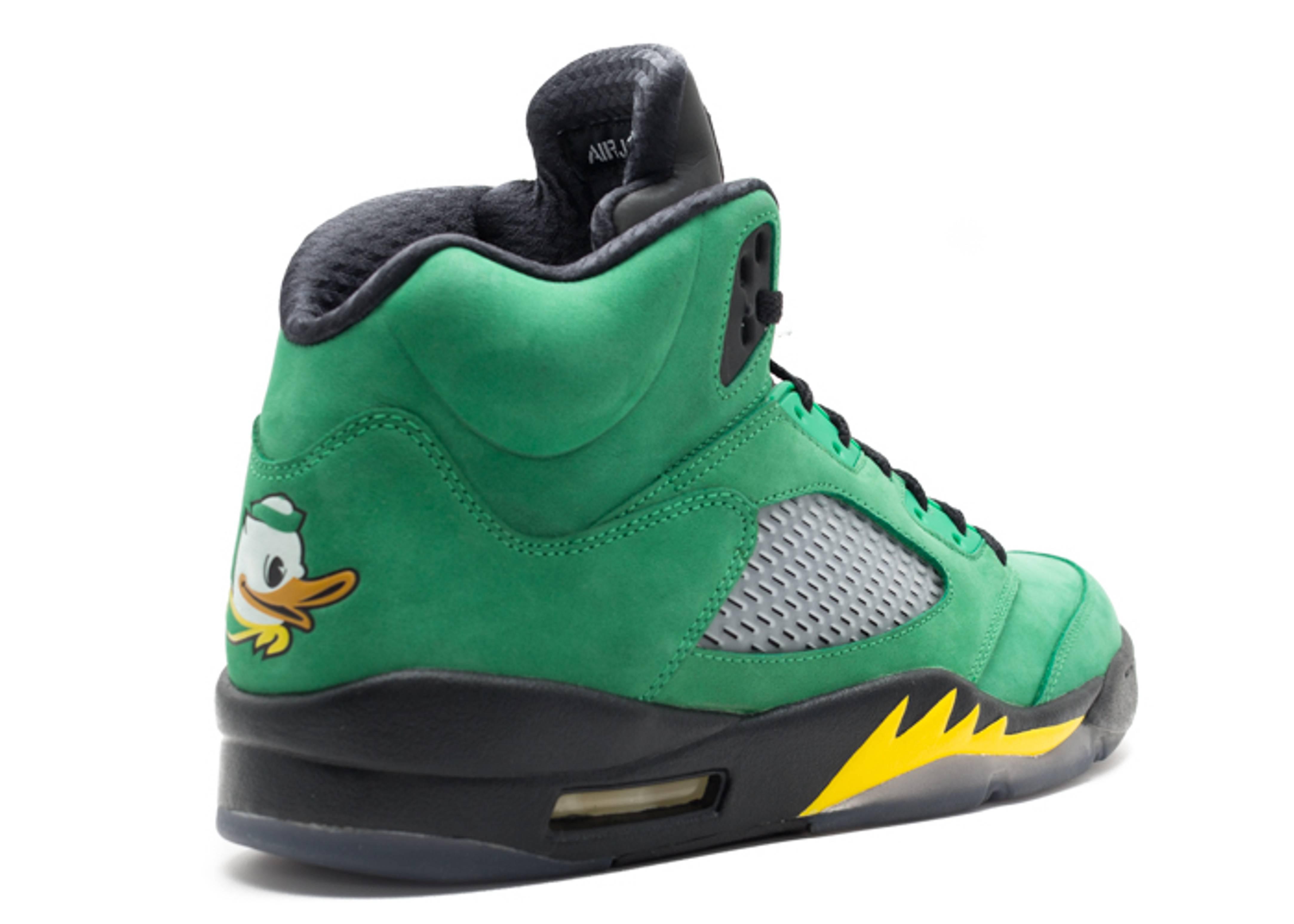 separation shoes f7094 20290 ... france air jordan 5 retro oregon ducks 0912d 1eb11