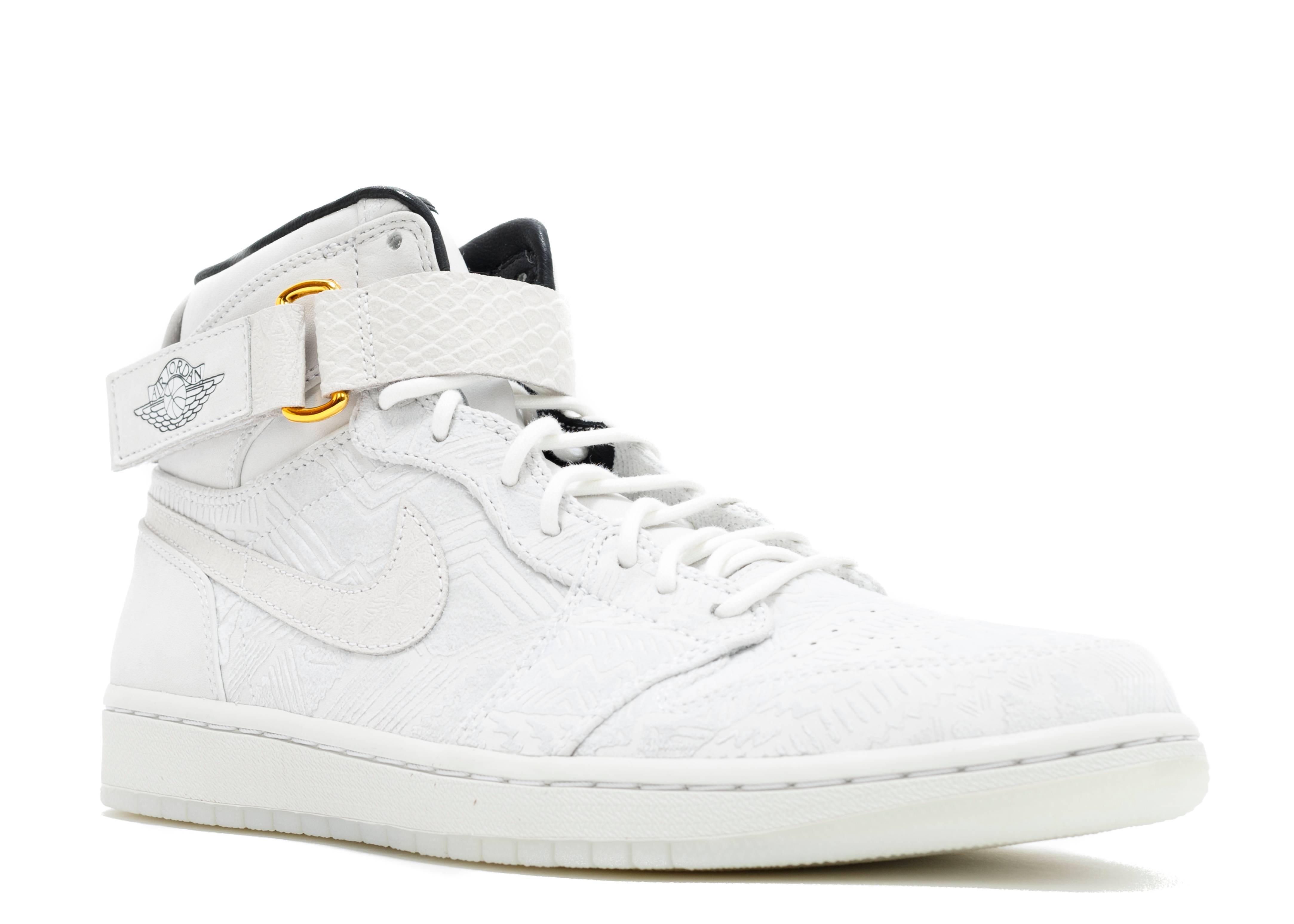 Air Jordan 1 Haute Sangle Vient Enfiler Bhm
