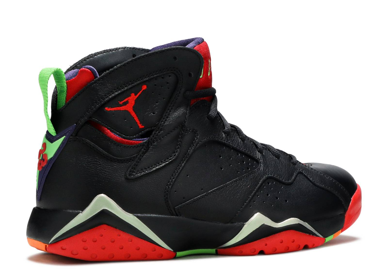 nike air jordan 7 marvin the martian