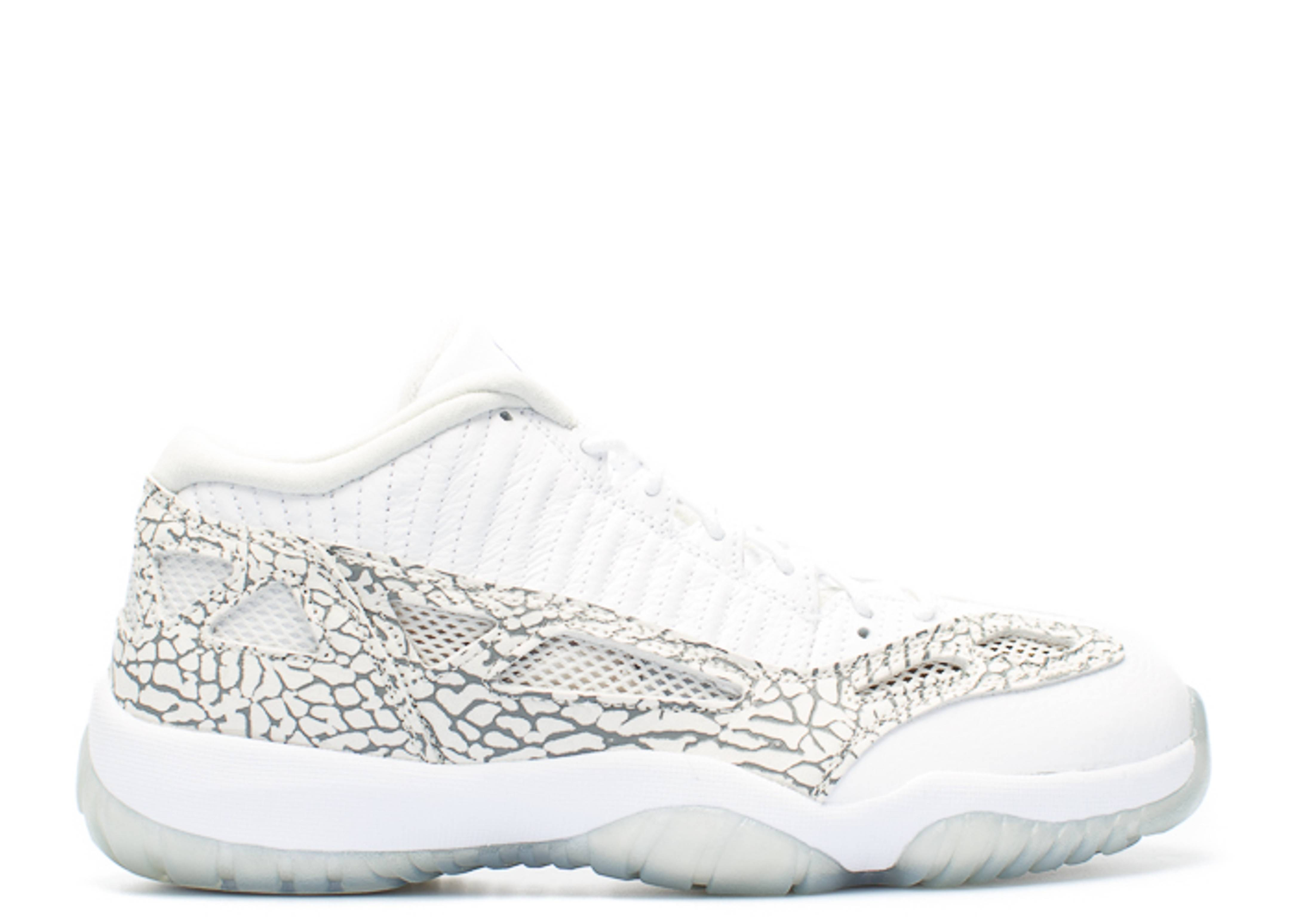 Jordan 11 Low White